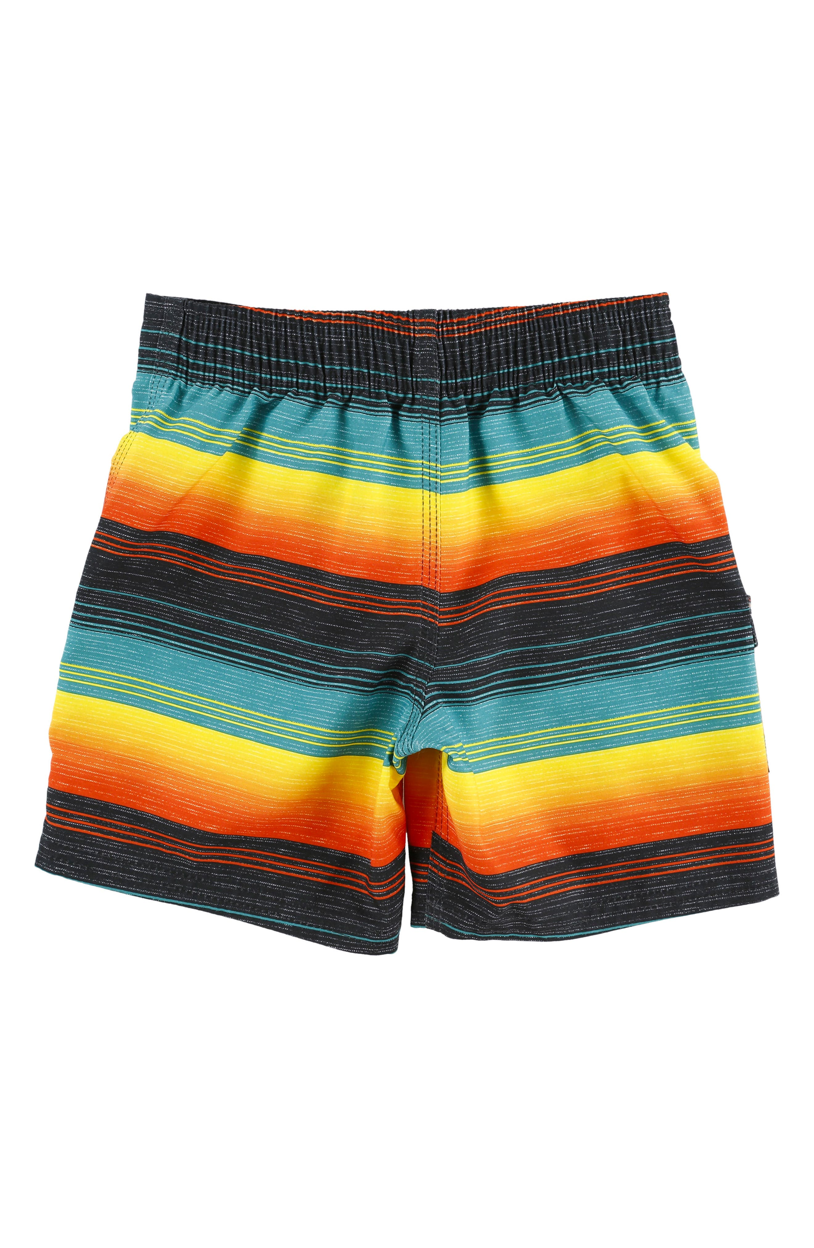 Alternate Image 2  - O'Neill Santa Cruz Stripe Board Shorts (Little Boys & Big Boys)