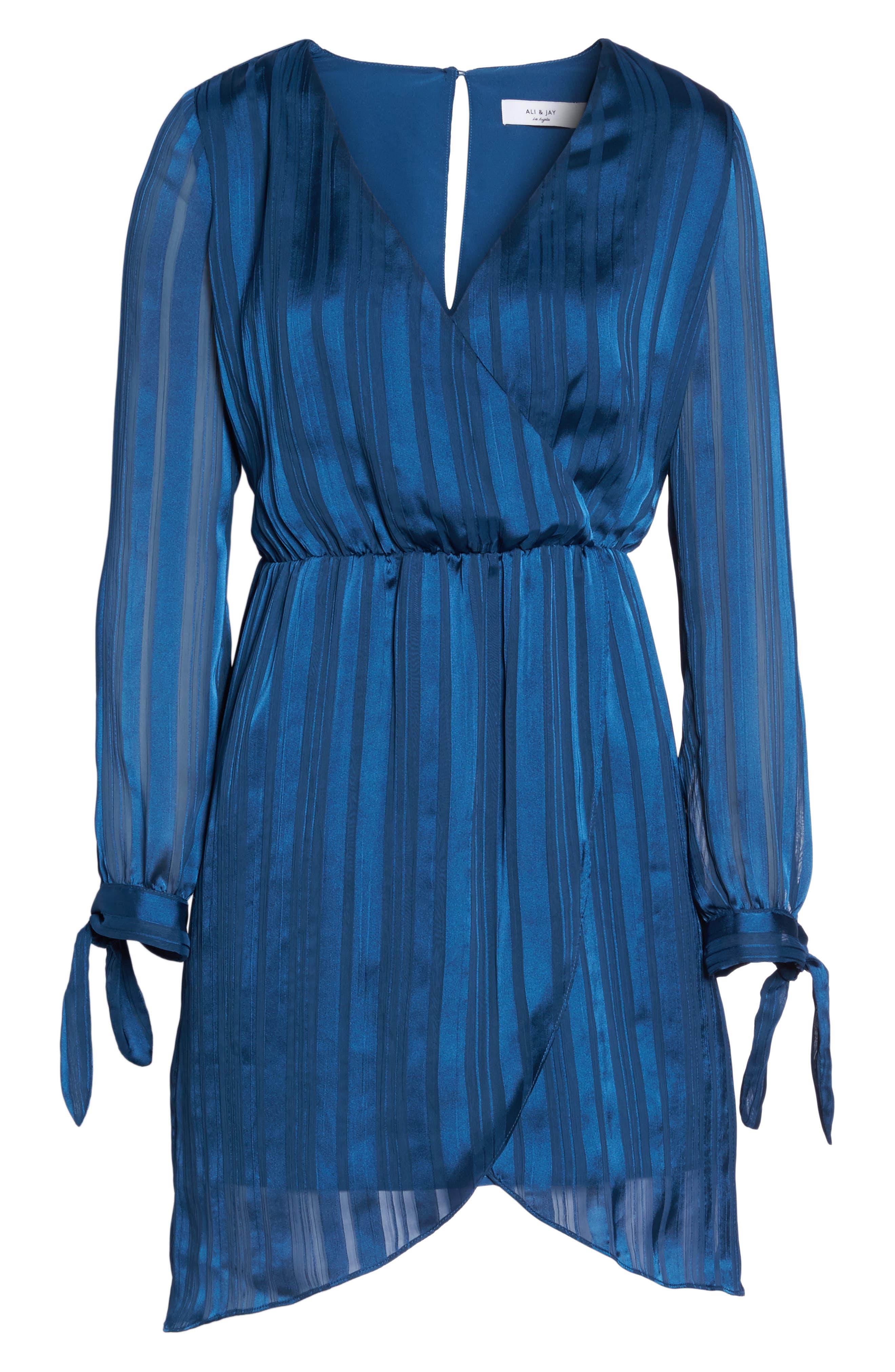 Alternate Image 7  - Ali & Jay Devil in a Blue Dress