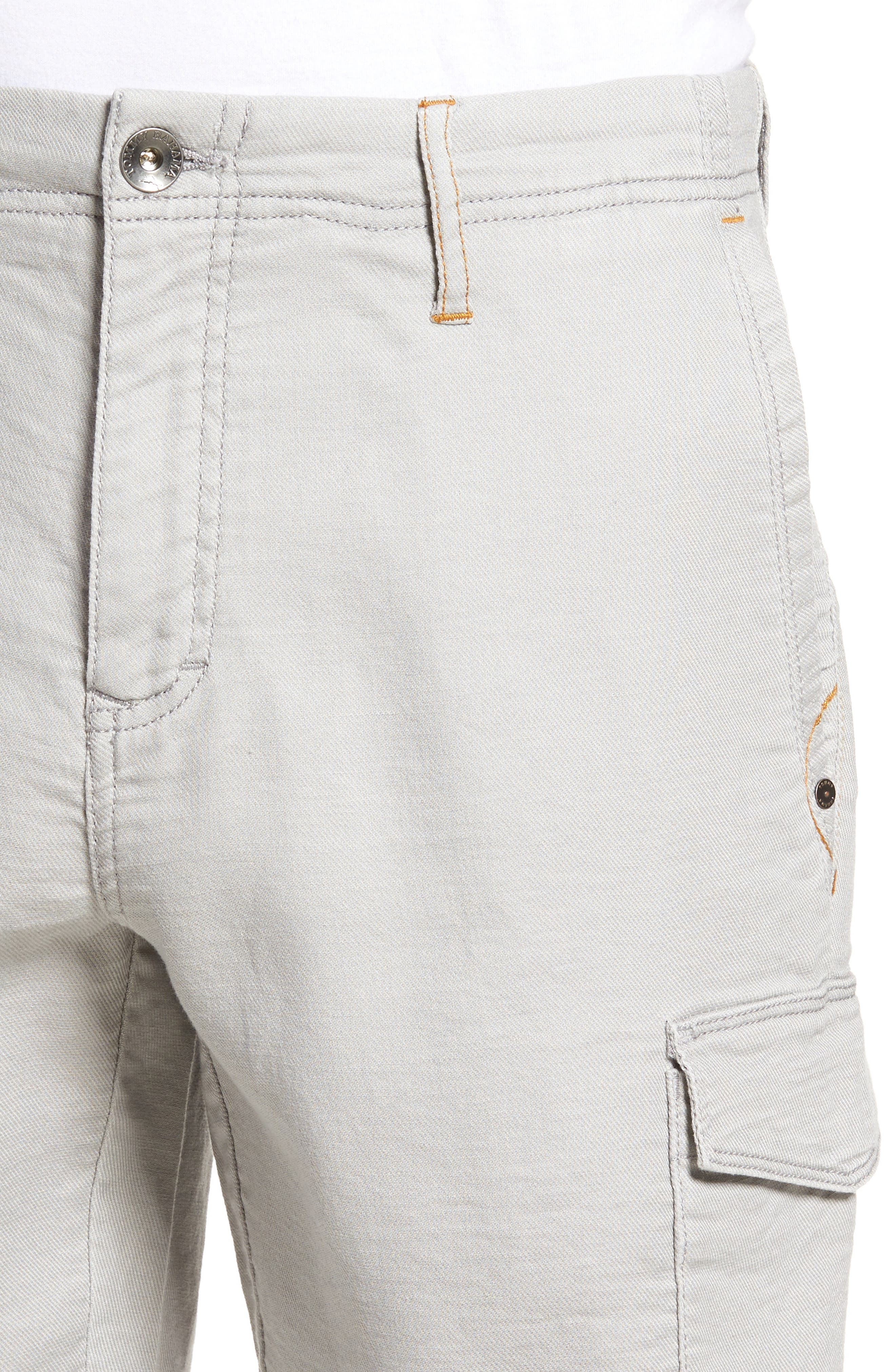 Edgewood Cargo Shorts,                             Alternate thumbnail 4, color,                             Argent