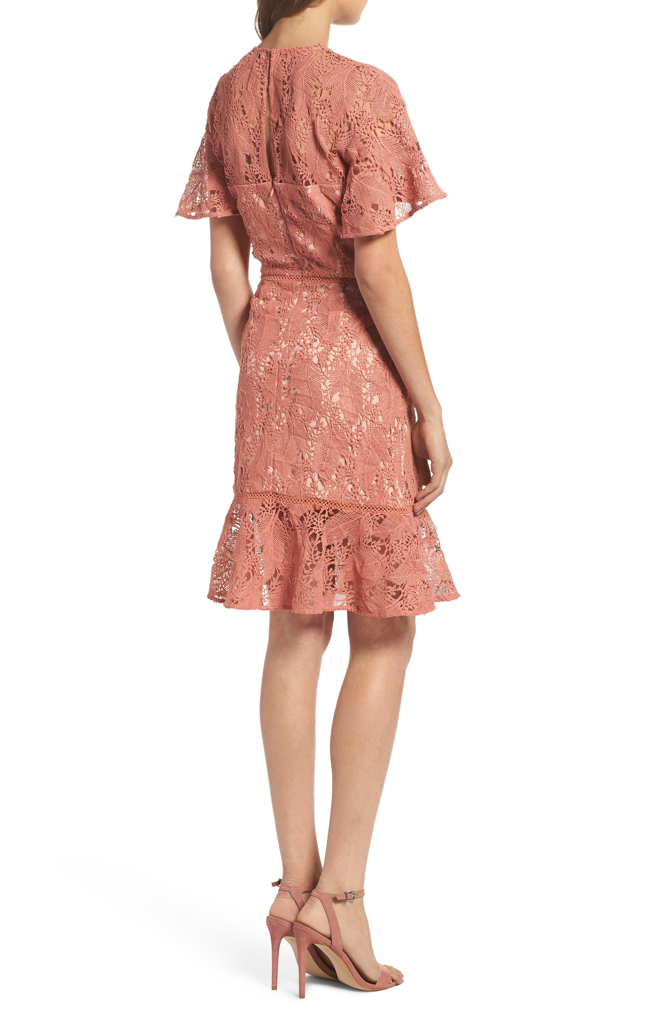 Alternate Image 2  - Cooper St Monaco Flounce Hem Dress