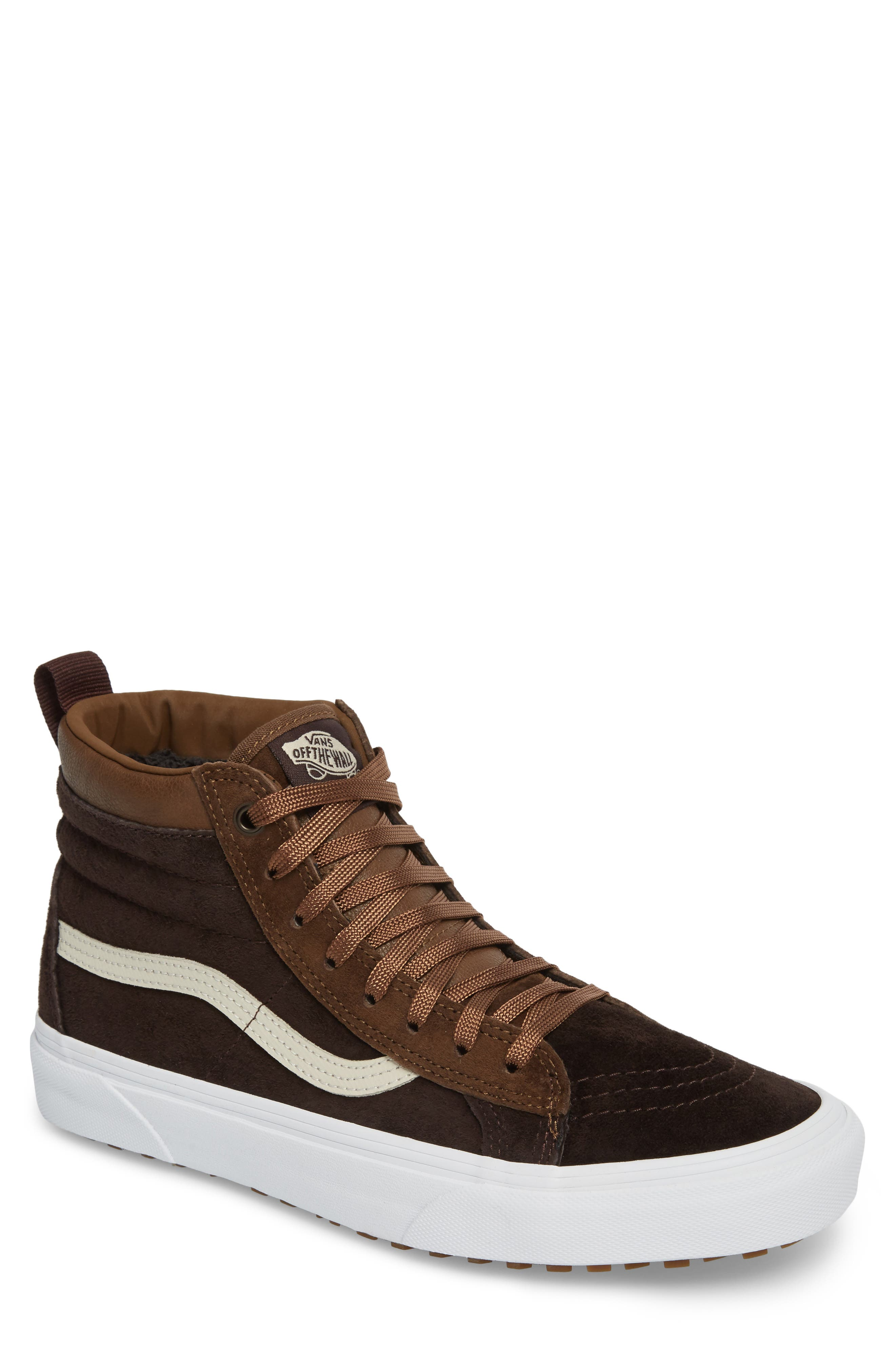Vans SK8-Hi MTE Insulated Water Resistant Genuine Sneaker (Men)