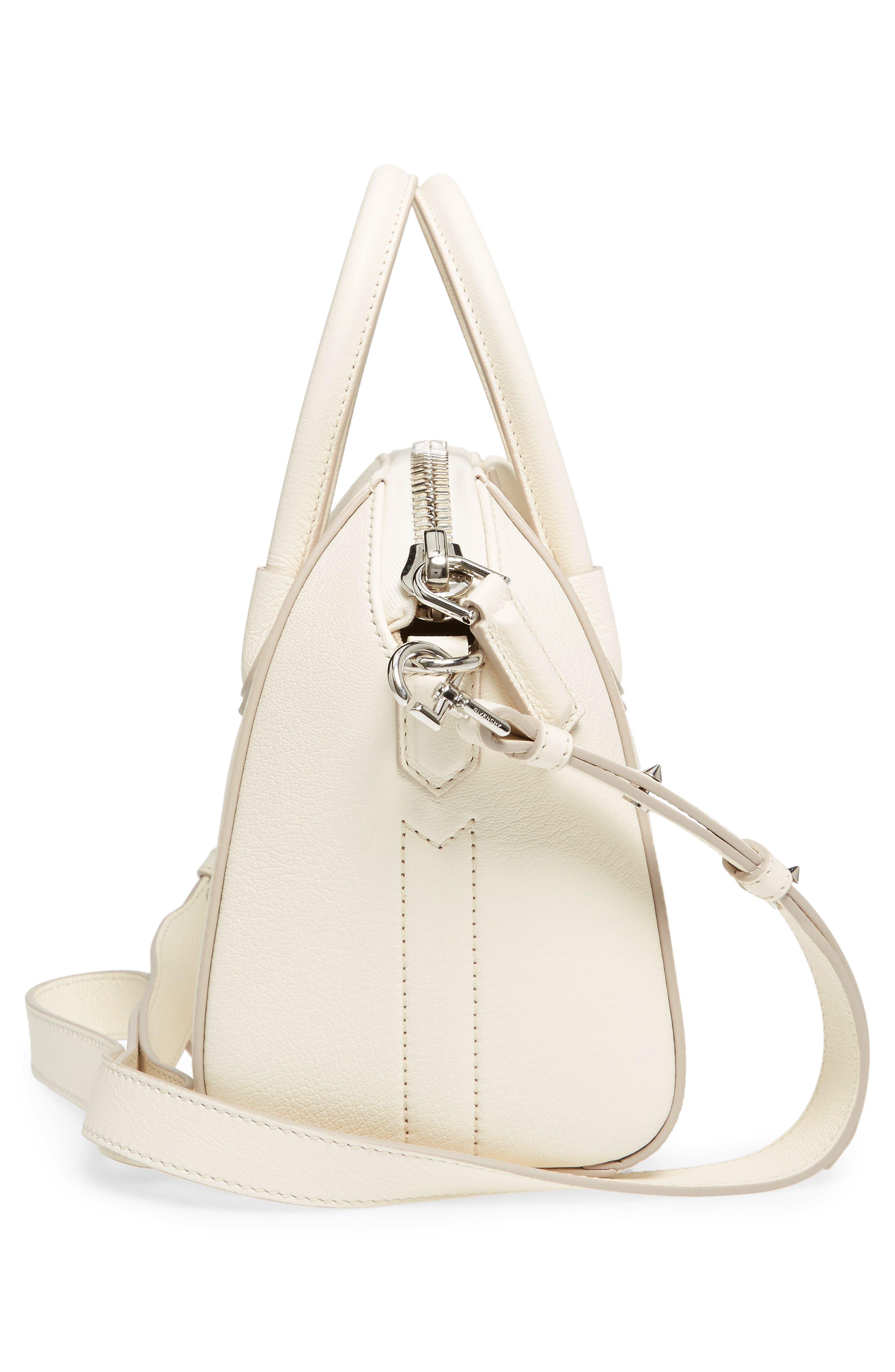 Alternate Image 5  - Givenchy 'Mini Antigona' Sugar Leather Satchel