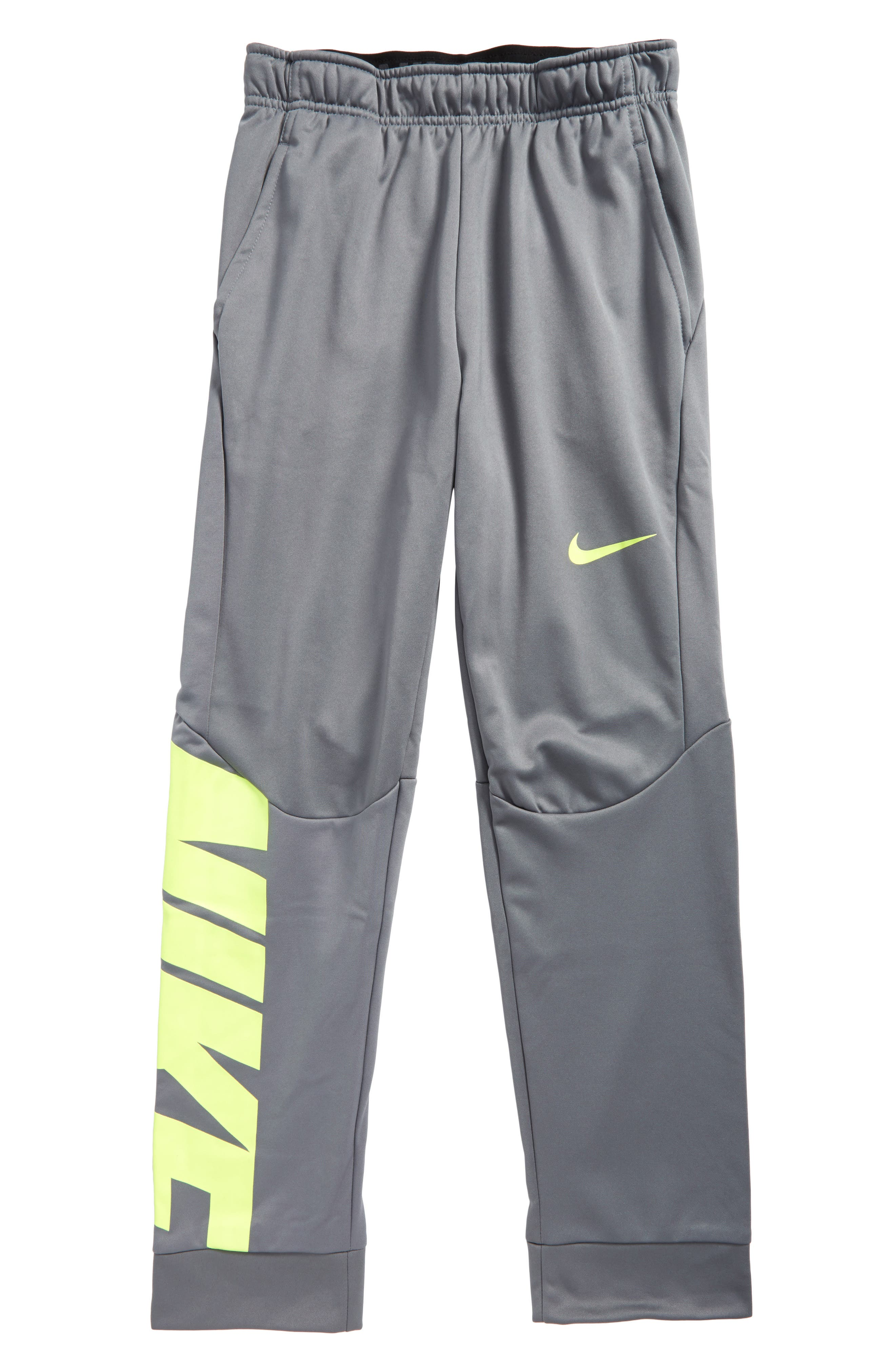 Main Image - Nike Therma-FIT GFX Fleece Jogger Pants (Little Boys & Big Boys)