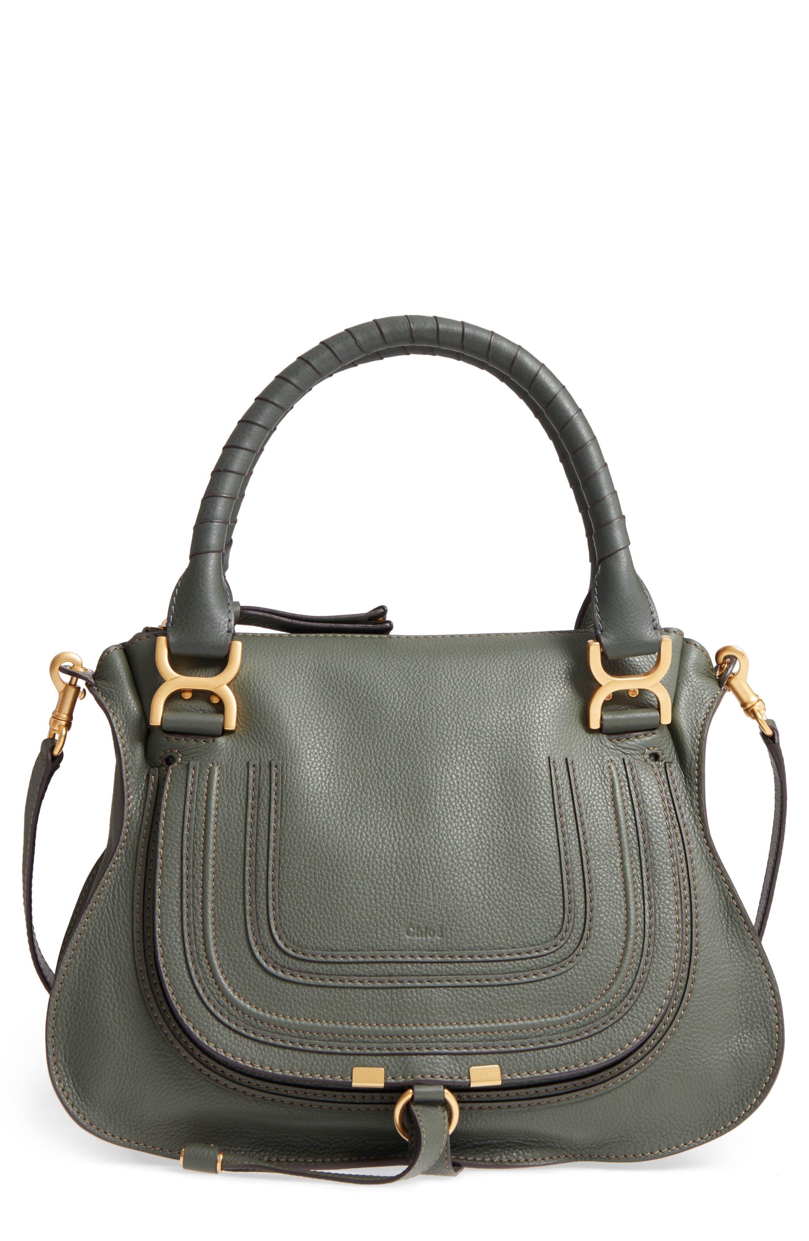 Main Image - Chloé 'Medium Marcie' Leather Satchel