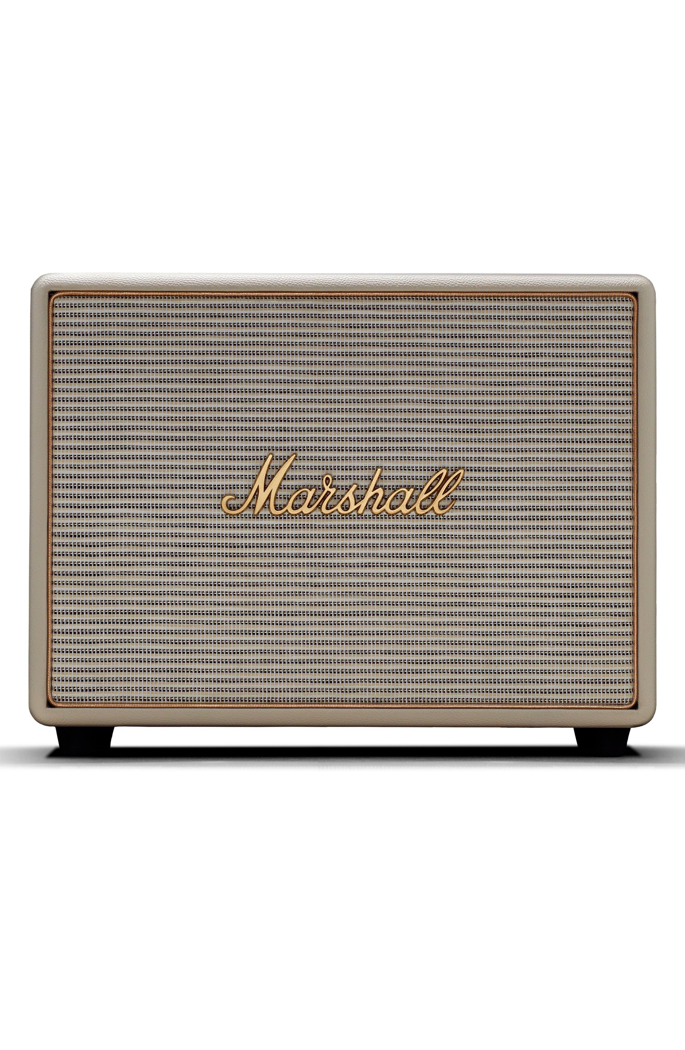 Marshall Woburn Multi Room WiFi & Bluetooth Speaker