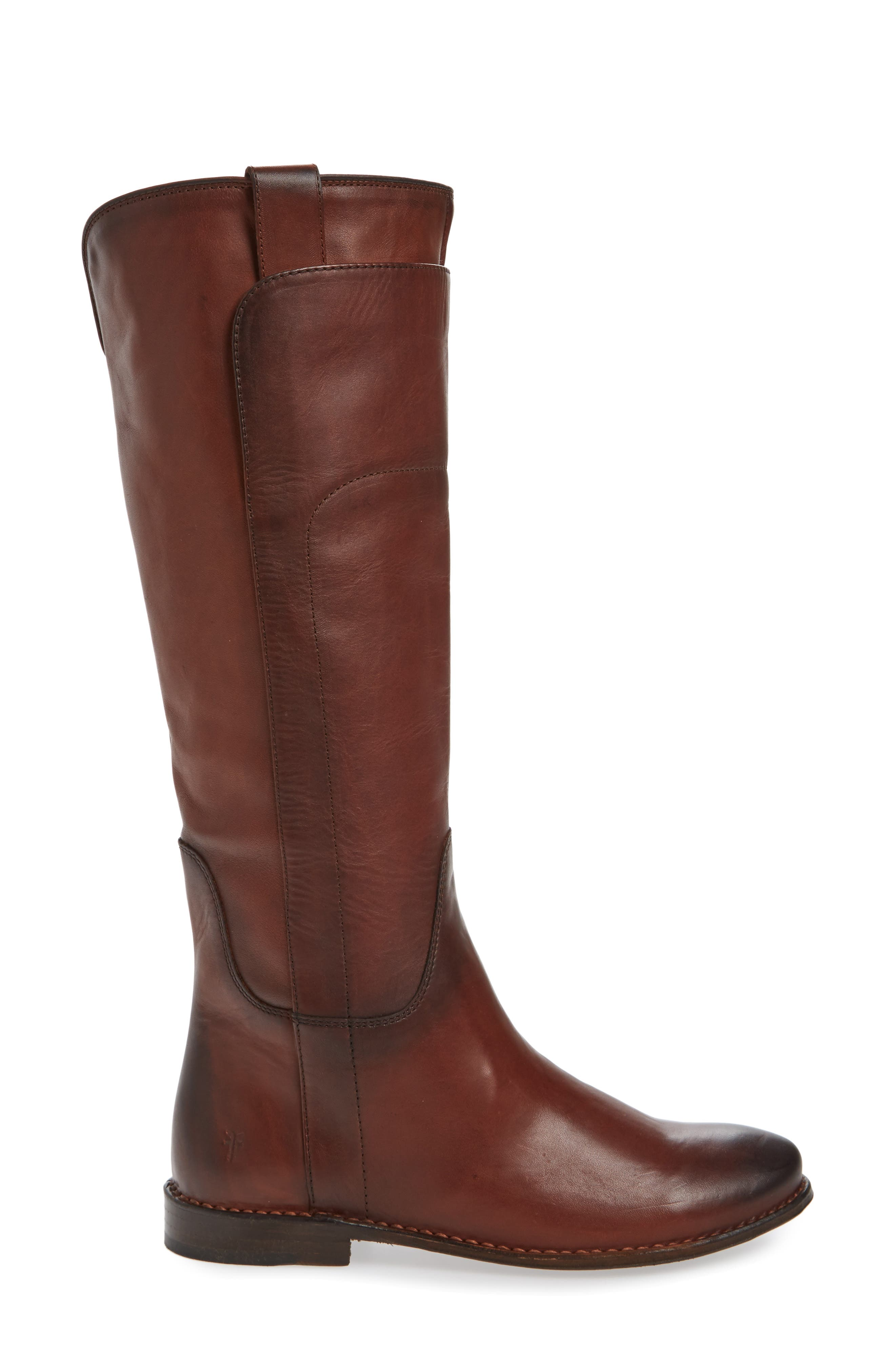 Alternate Image 3  - Frye Paige Tall Riding Boot (Women)