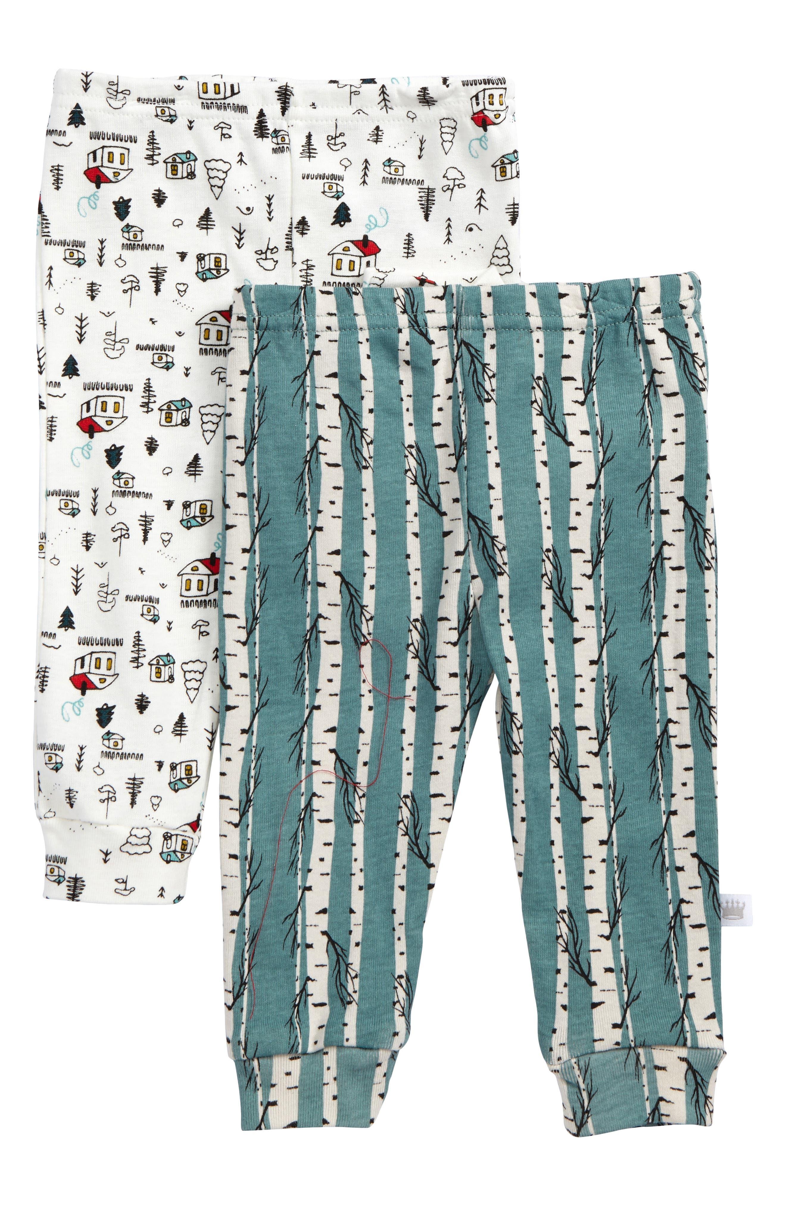 Rosie Pope 2-Pack Print Pants (Baby Boys)
