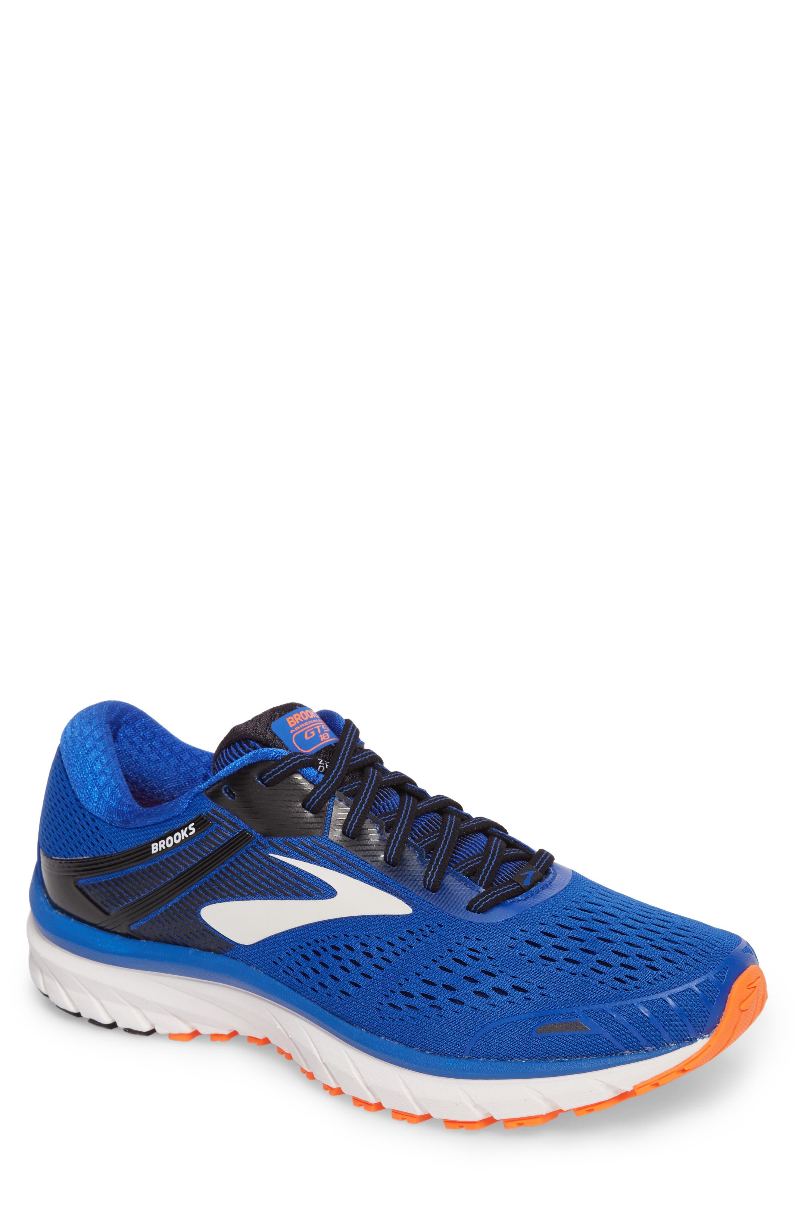 Brooks Adrenaline GTS 18 Running Shoe (Men)