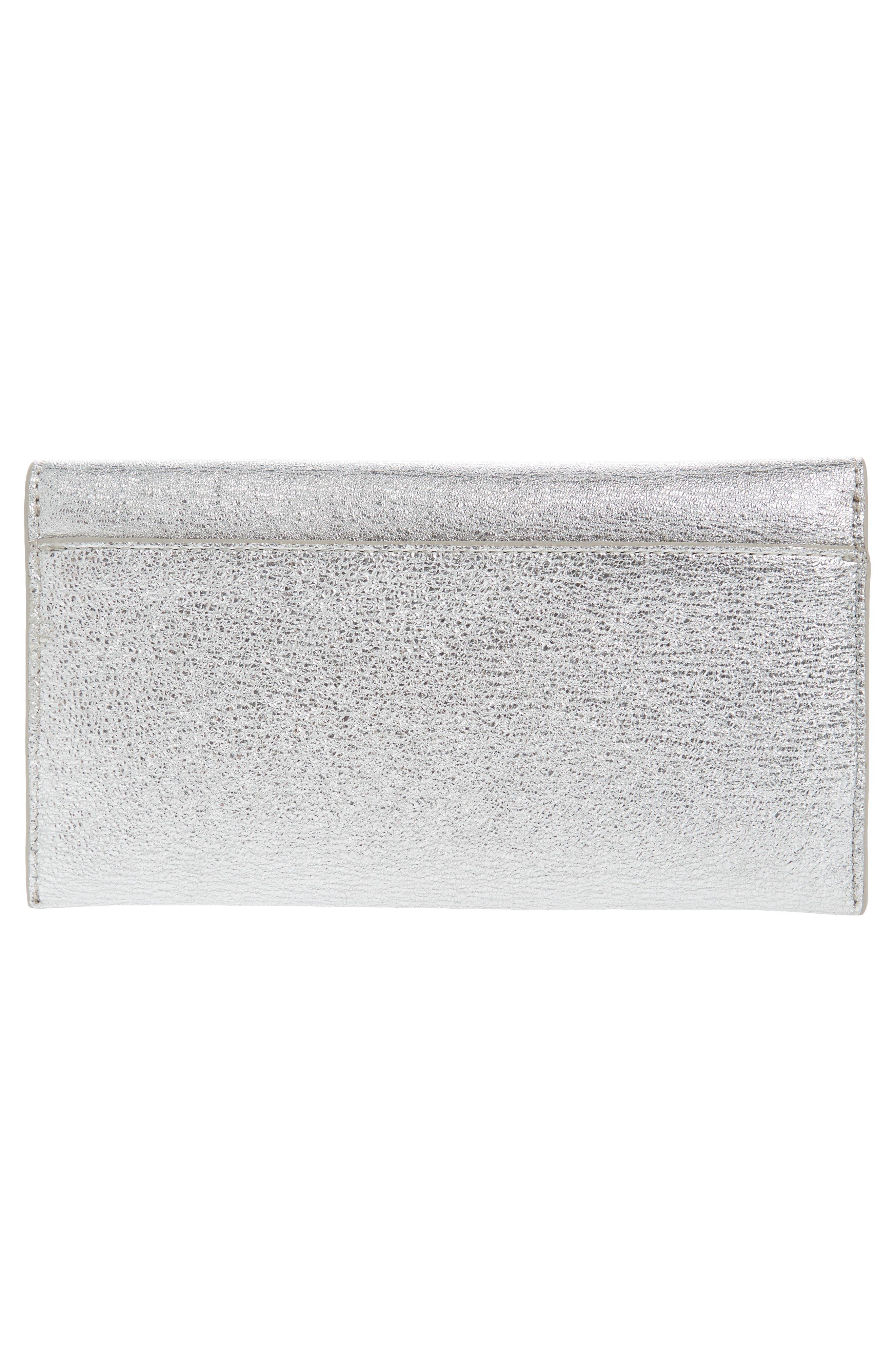 Alternate Image 4  - Loeffler Randall Everything Crystal Embellished Leather Wallet