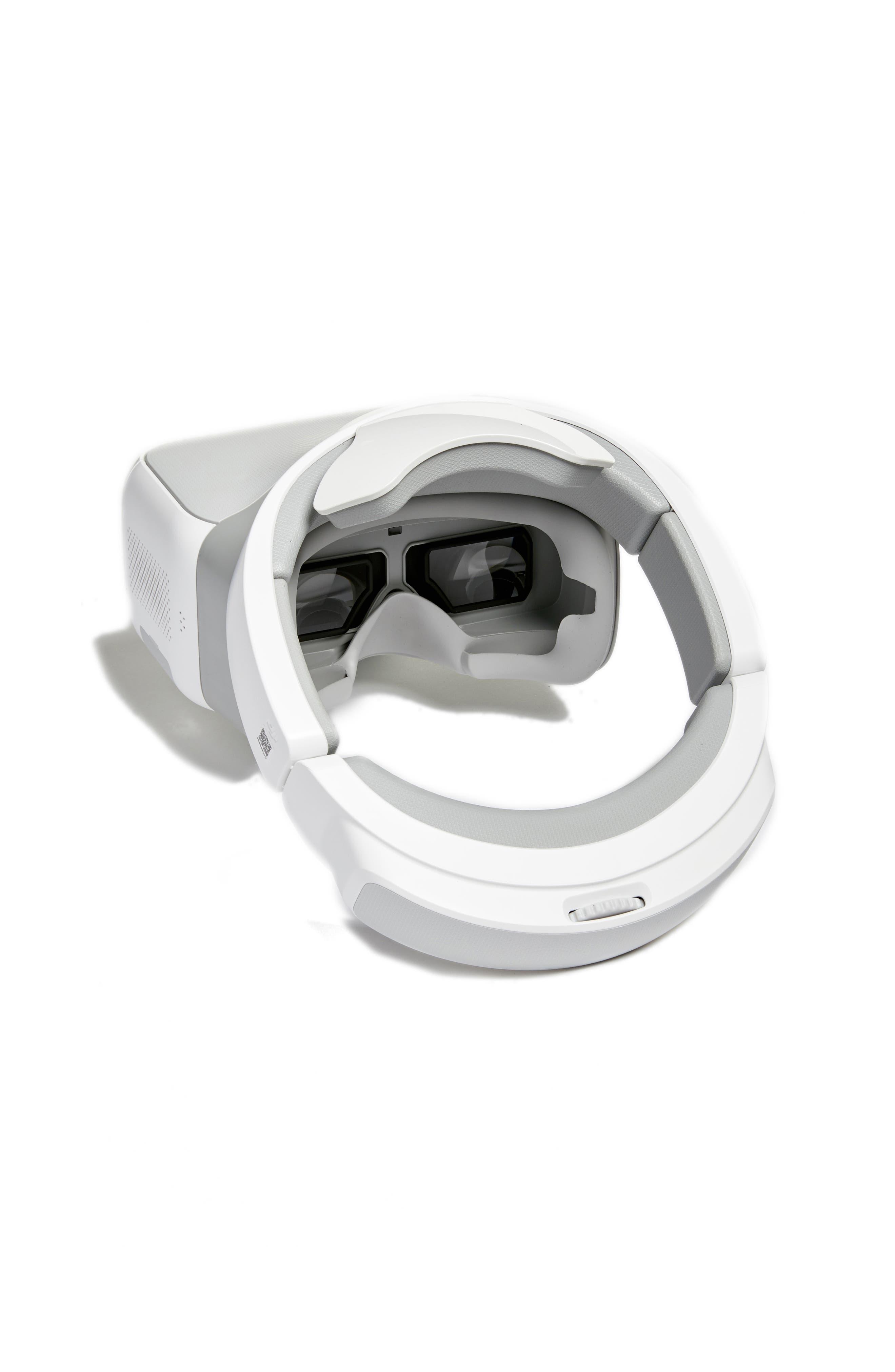 FPV Drone Goggles,                             Alternate thumbnail 2, color,                             White