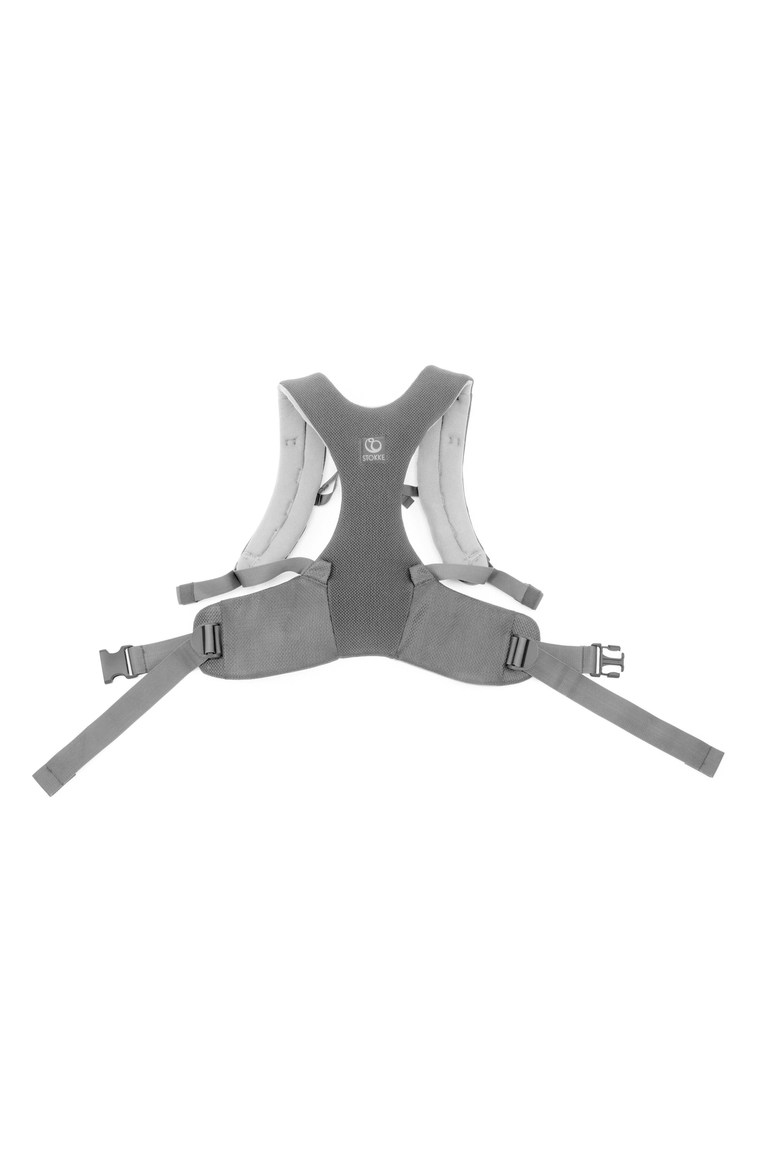 MyCarrier<sup>™</sup> Front & Back Baby Carrier,                         Main,                         color, Grey Mesh