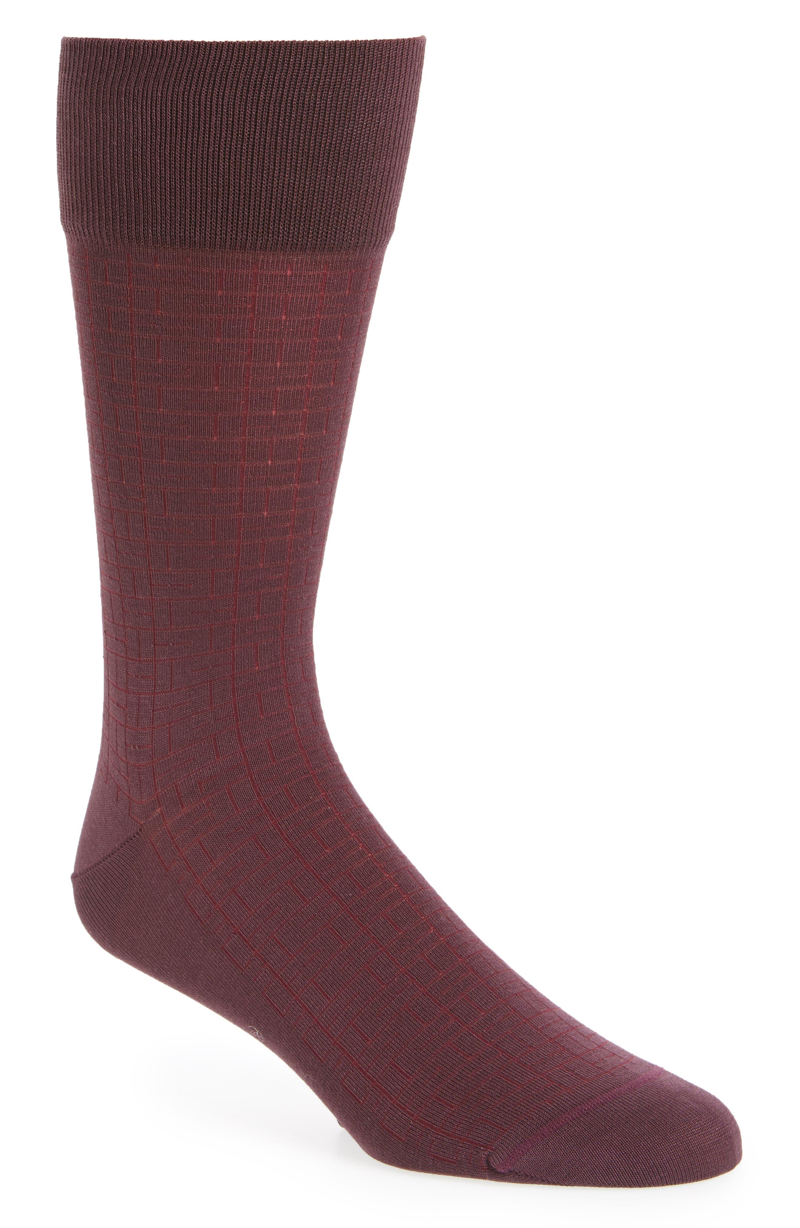 John W. Nordstrom® Domino Socks