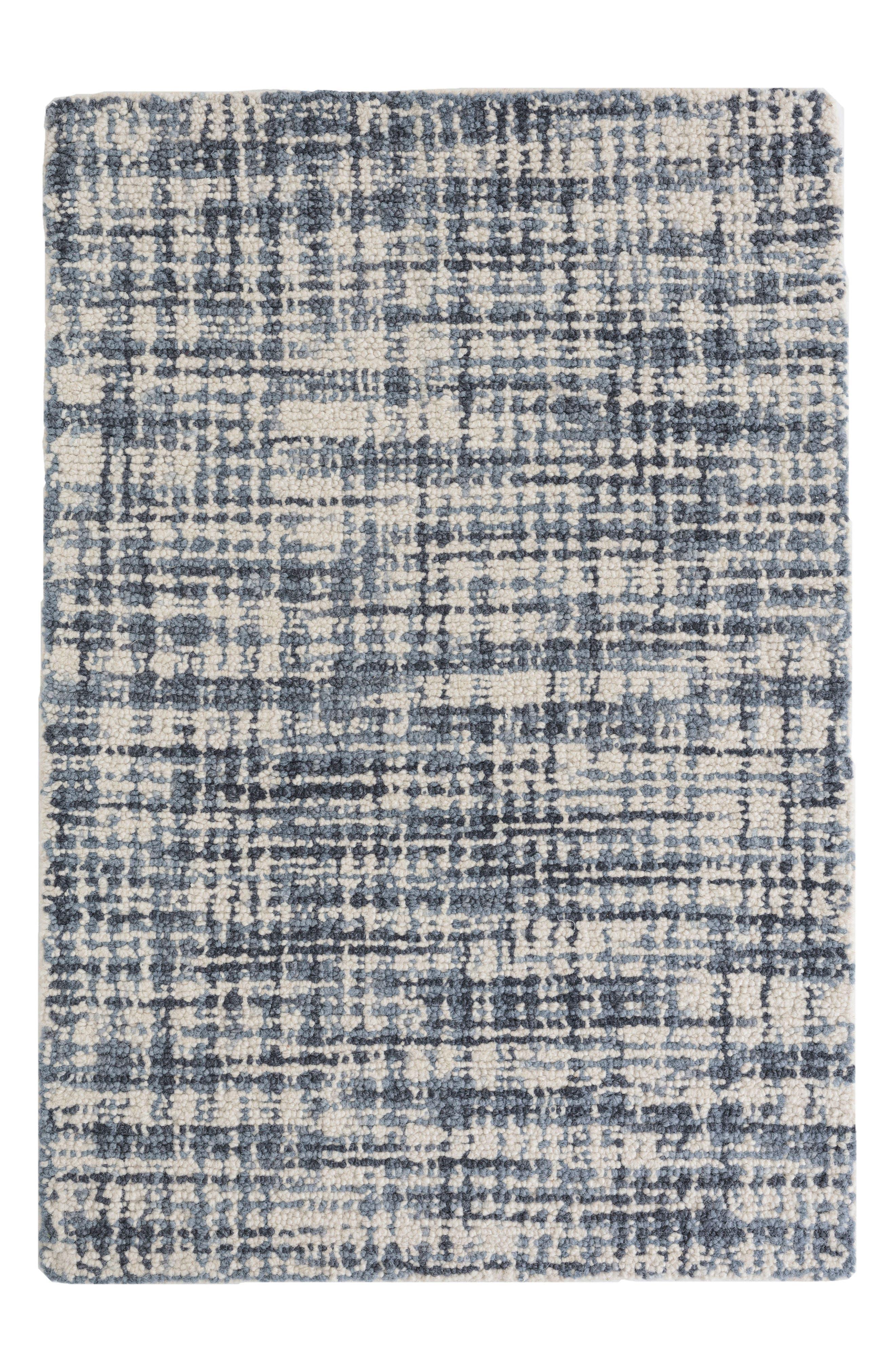Dash & Albert Olio Hooked Wool Rug
