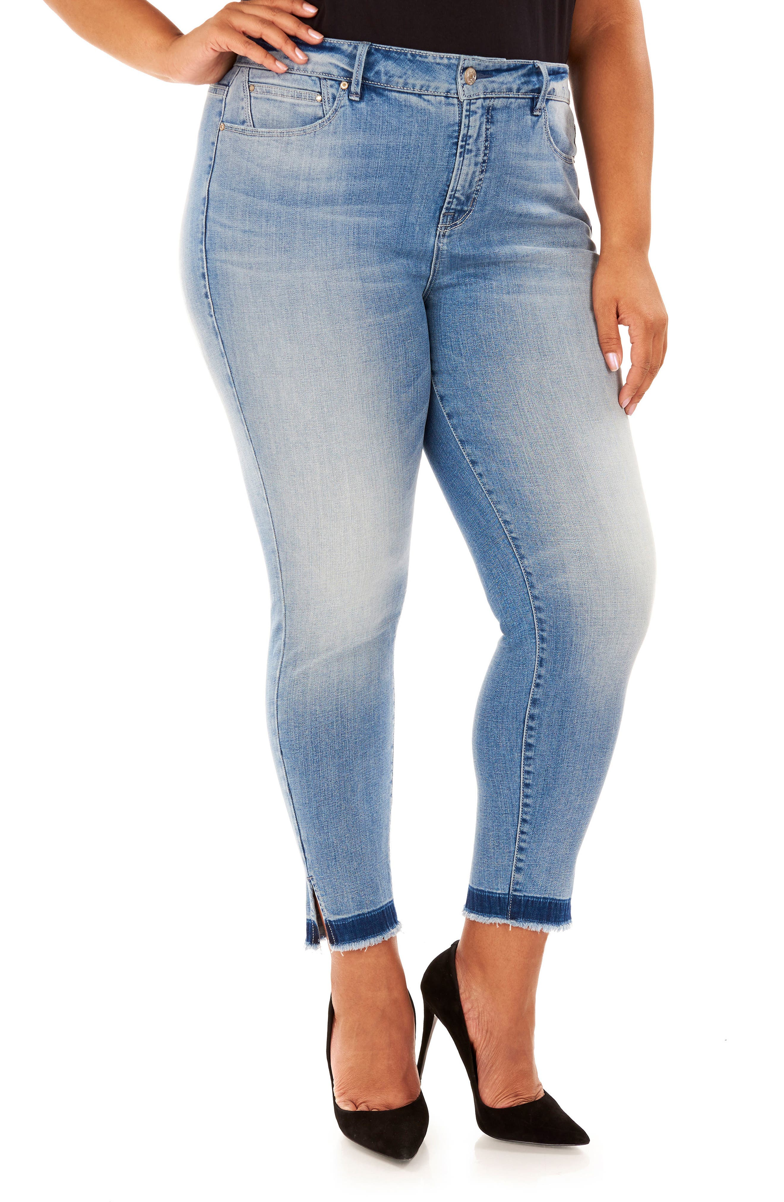 The Cruiser Ankle Skinny Jeans,                         Main,                         color, Arcadia