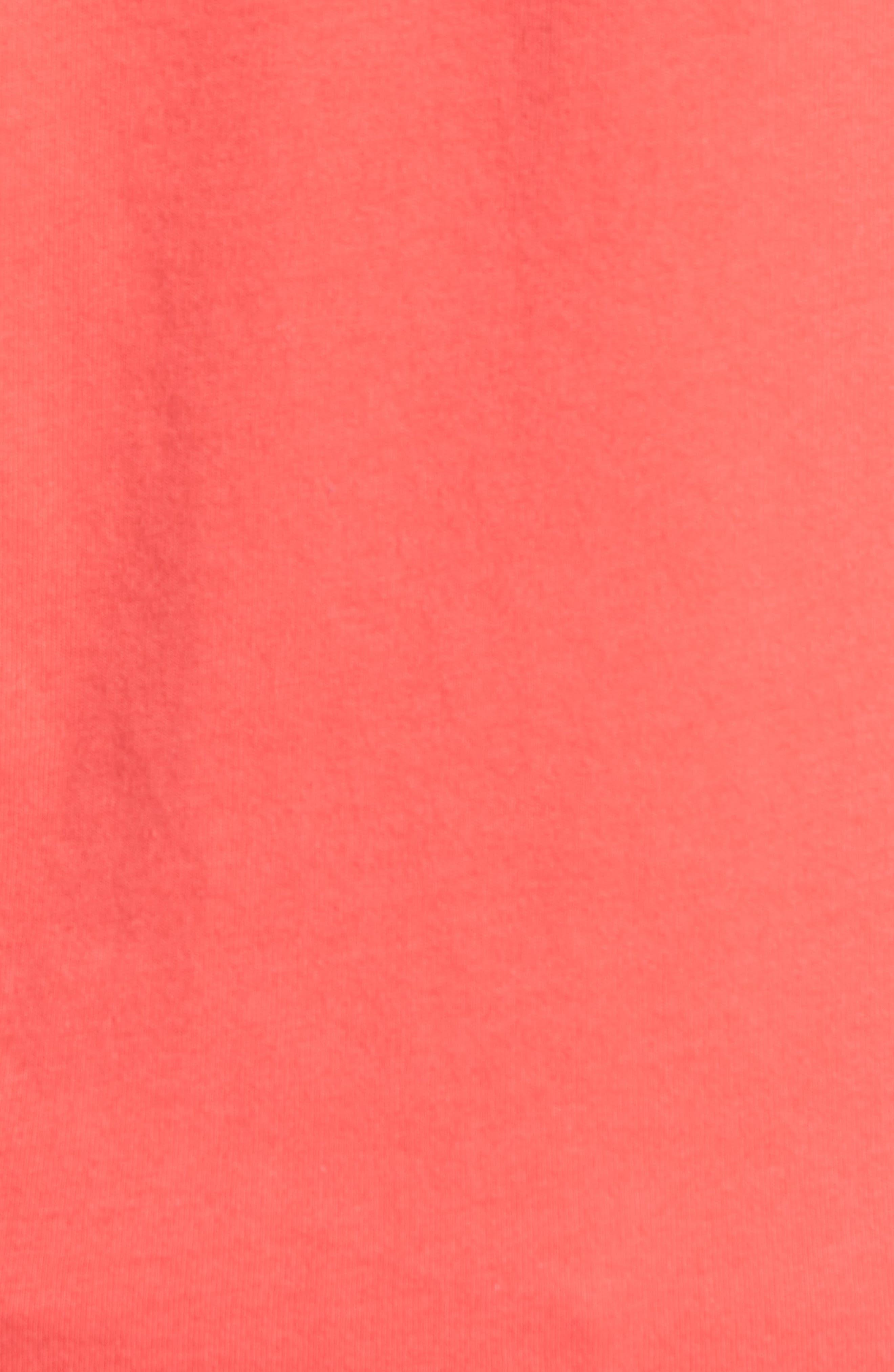 Grate Outdoors T-Shirt,                             Alternate thumbnail 5, color,                             Pomodoro