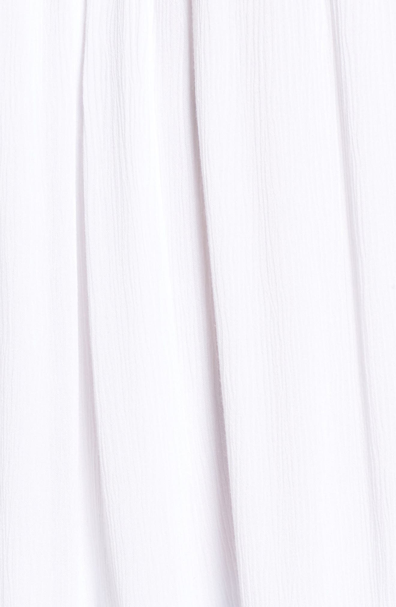Boca Dress,                             Alternate thumbnail 5, color,                             White
