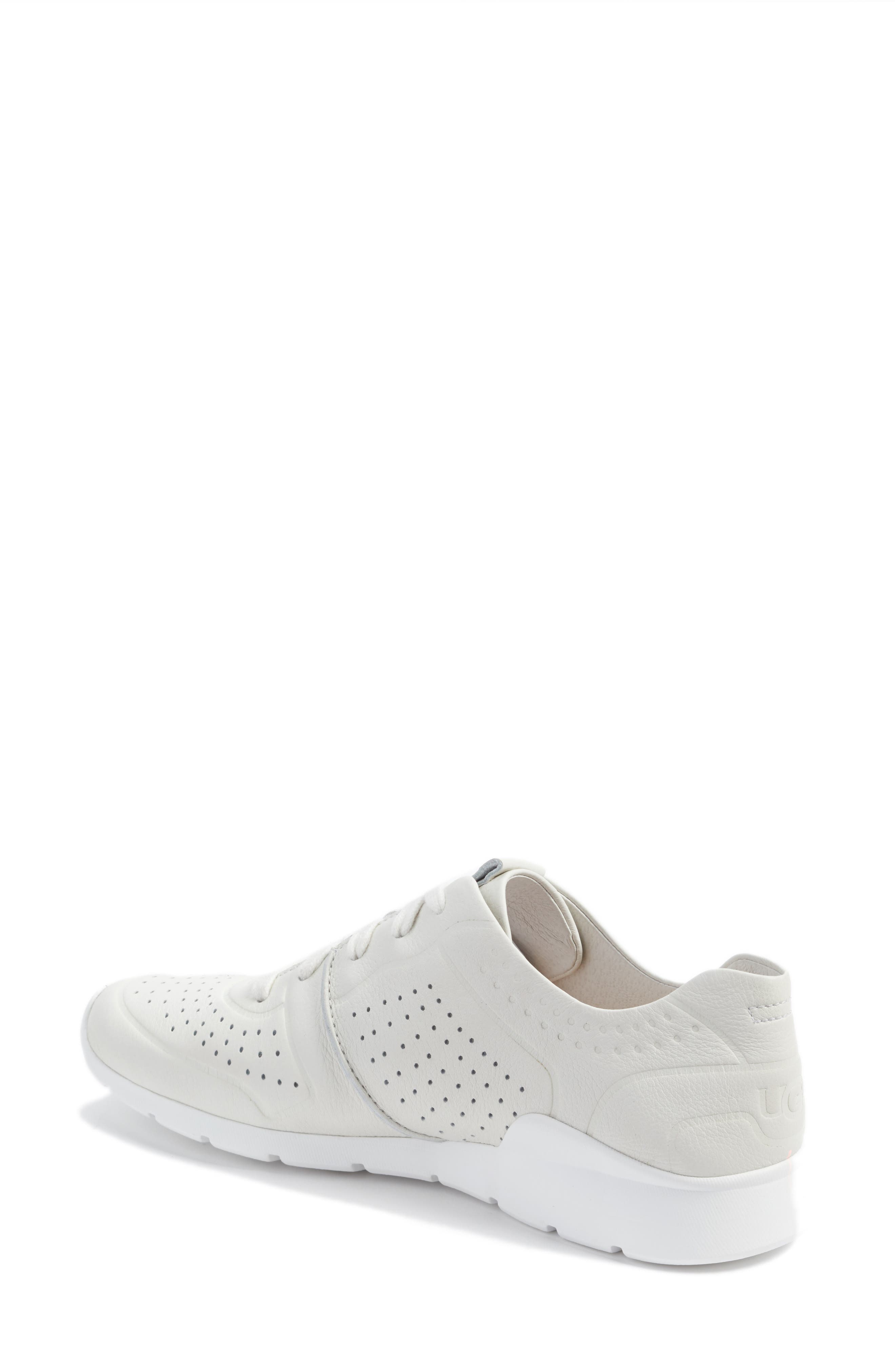Alternate Image 2  - UGG® Tye Sneaker (Women)