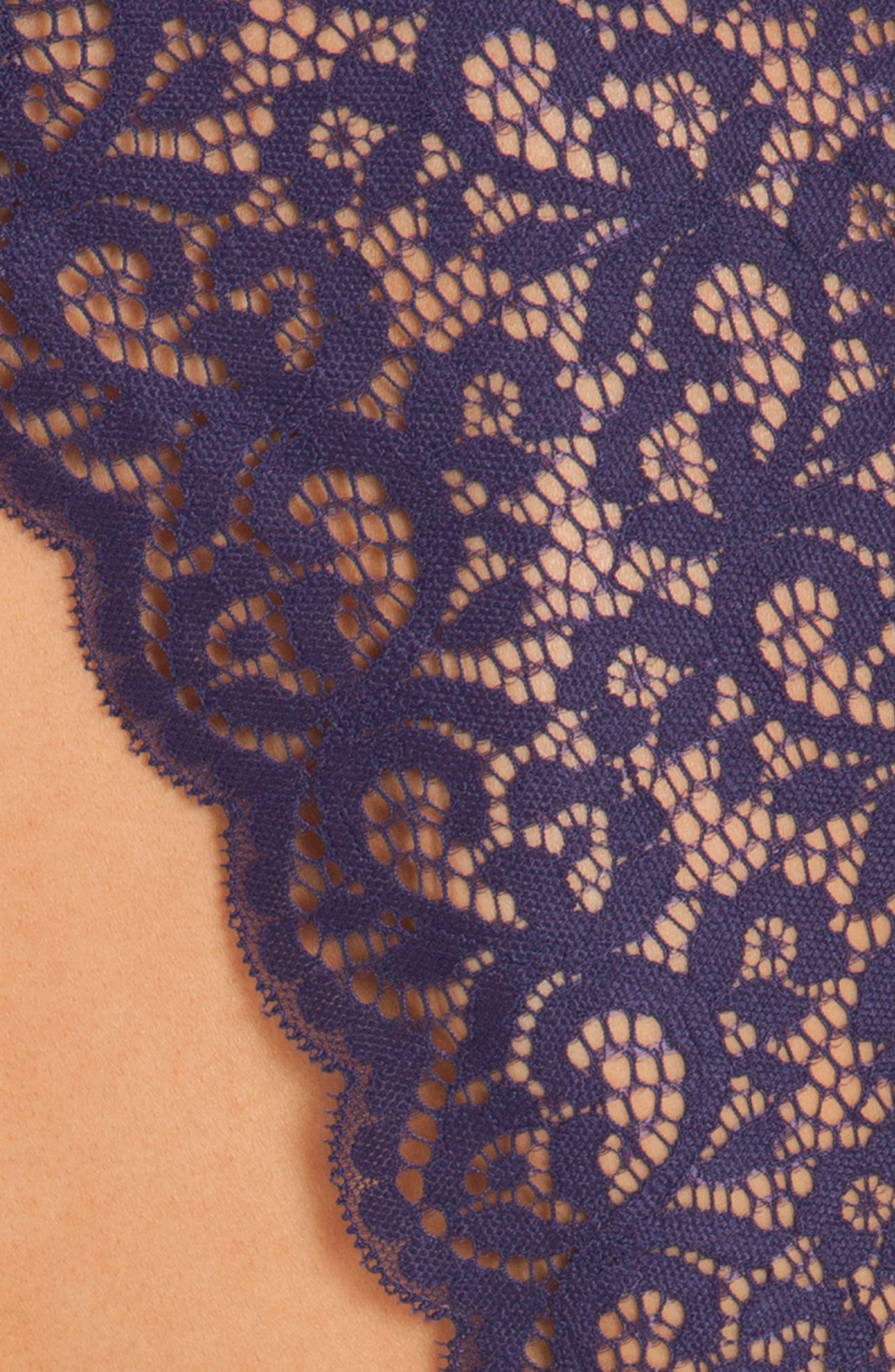 Alternate Image 5  - In Bloom by Jonquil Print Pajamas