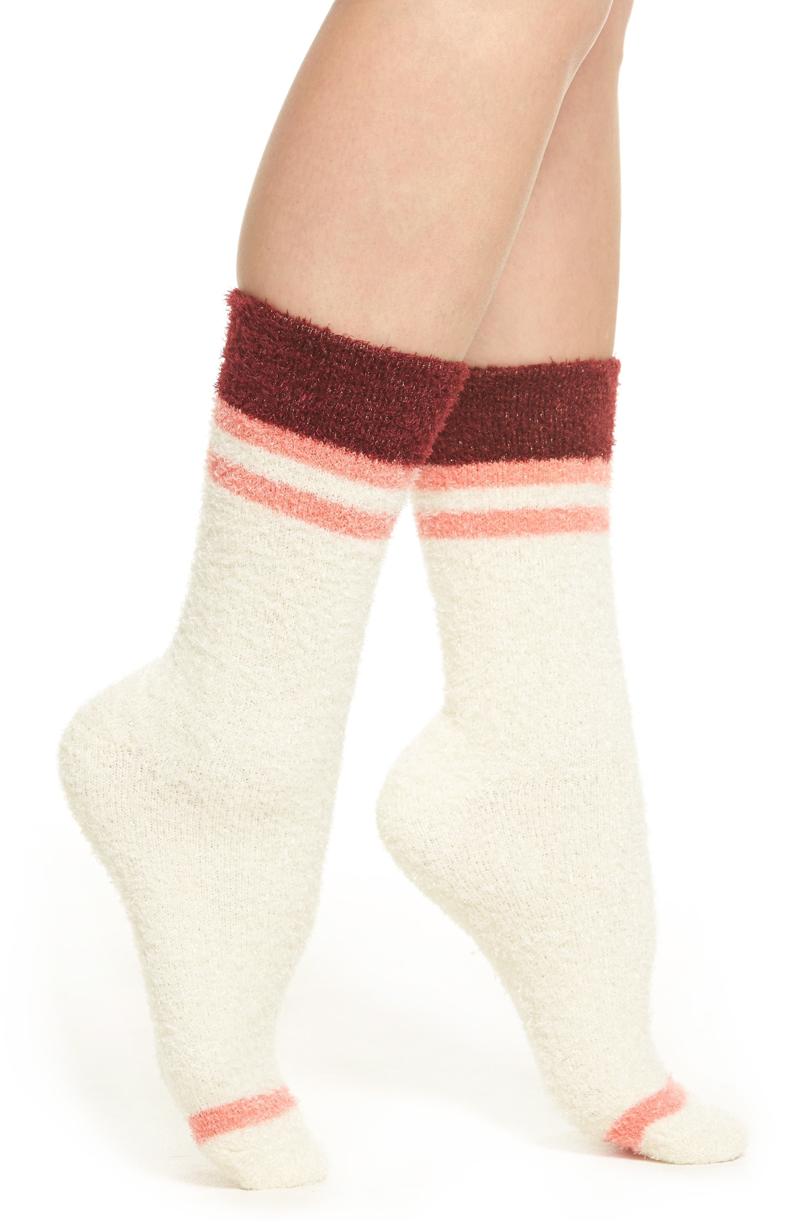 Free People Dreamboat Slipper Socks