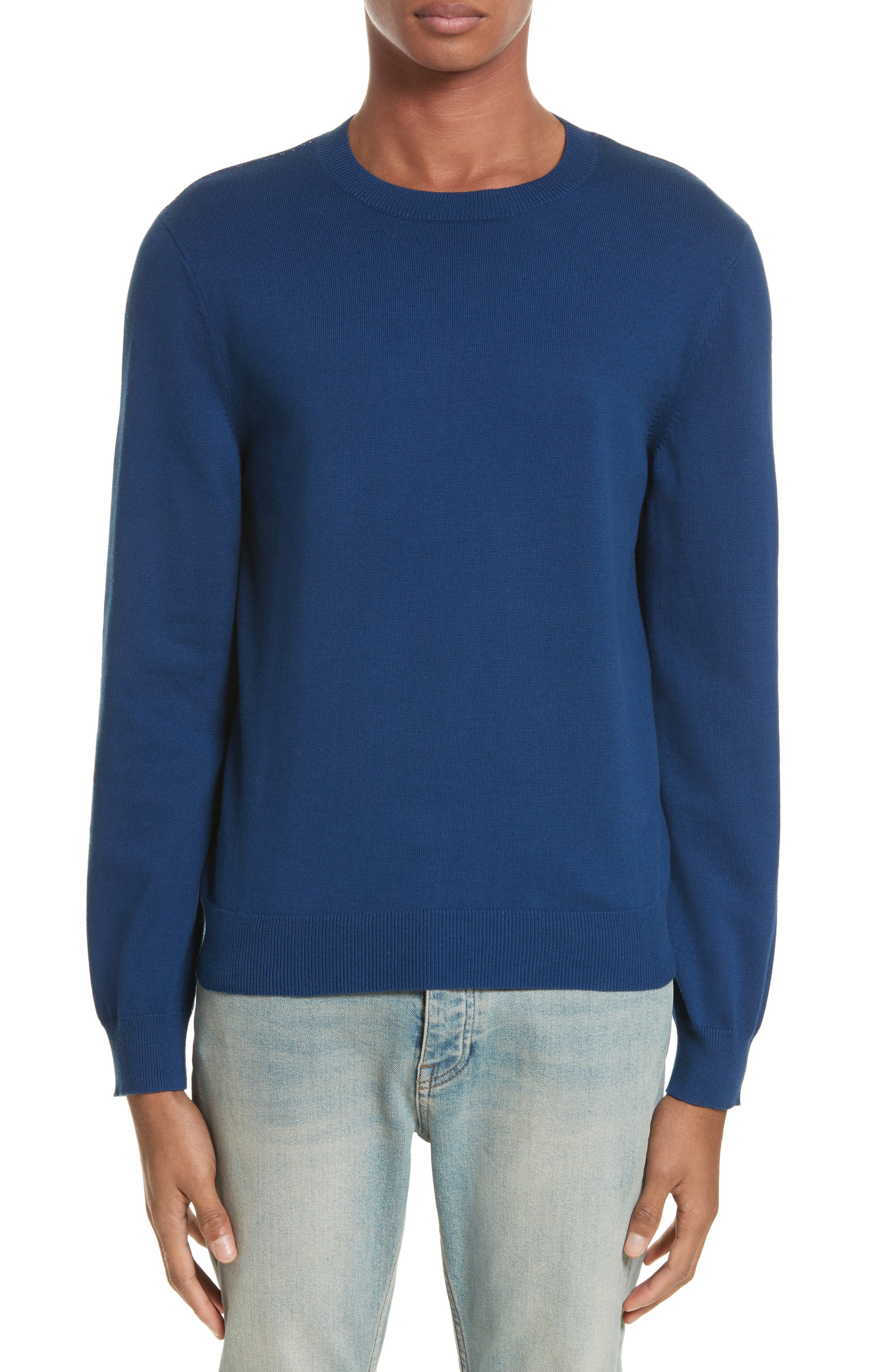 Alternate Image 1 Selected - A.P.C. CIA Crewneck Sweater