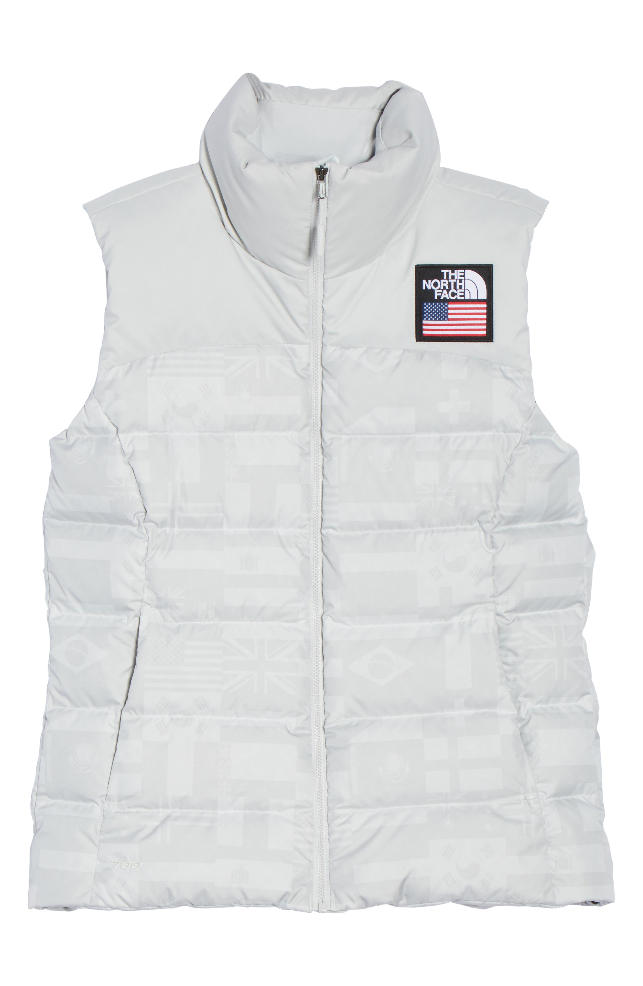 Alternate Image 6  - The North Face International Collection Nuptse 700-Fill Power Down Puffer Vest
