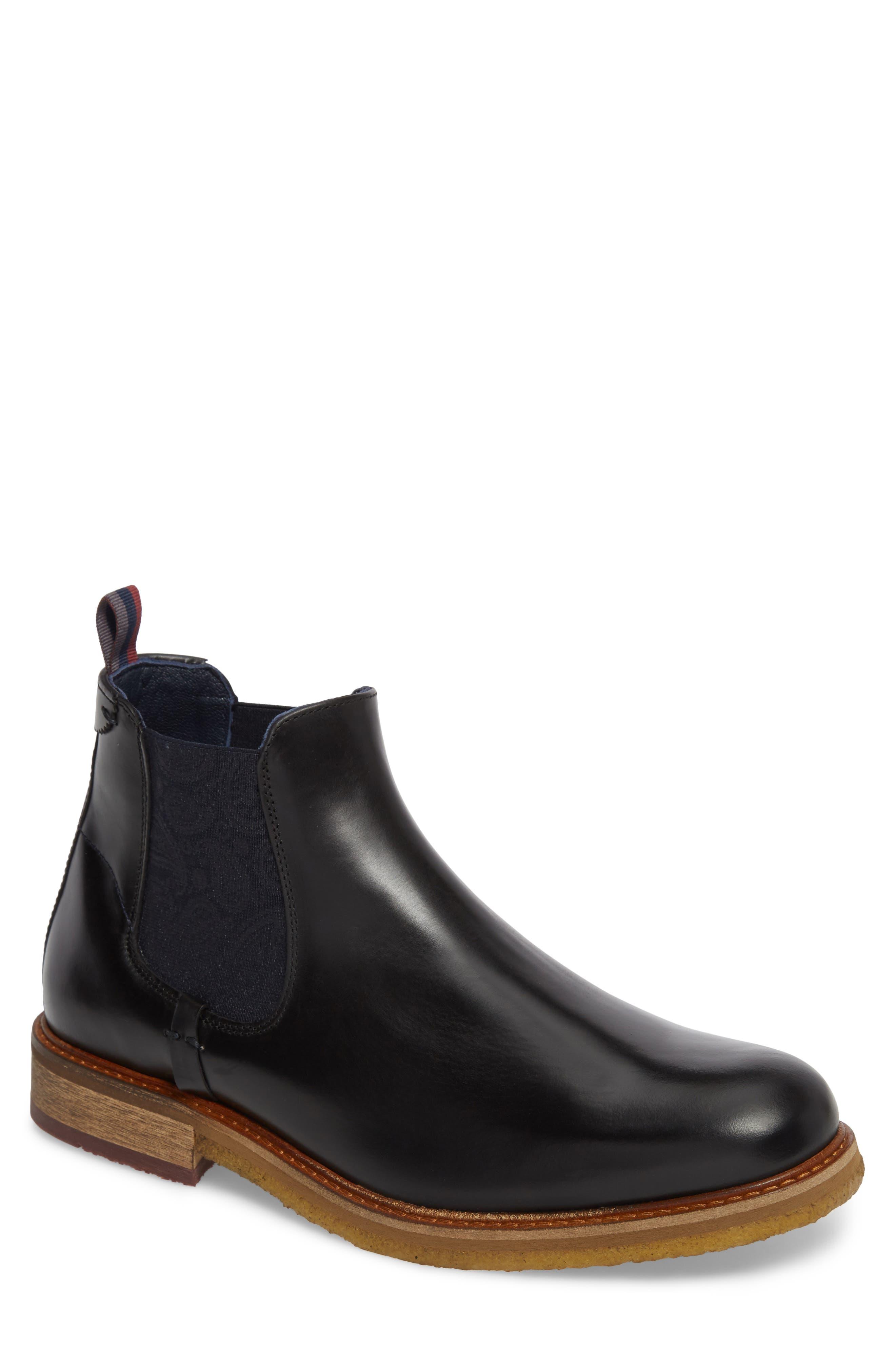 Main Image - Ted Baker London Bronzo Chelsea Boot (Men)