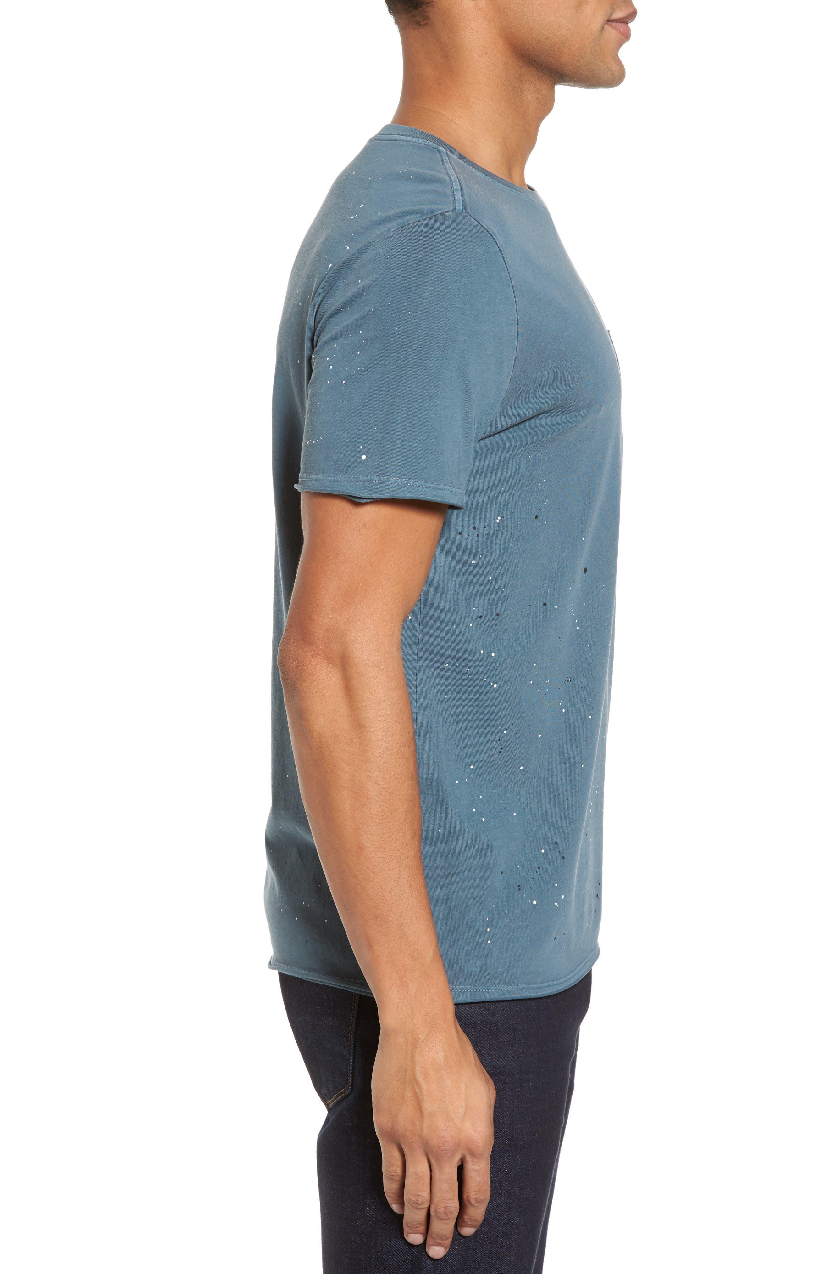 Alternate Image 3  - AG Anders Slim Fit Pocket T-Shirt