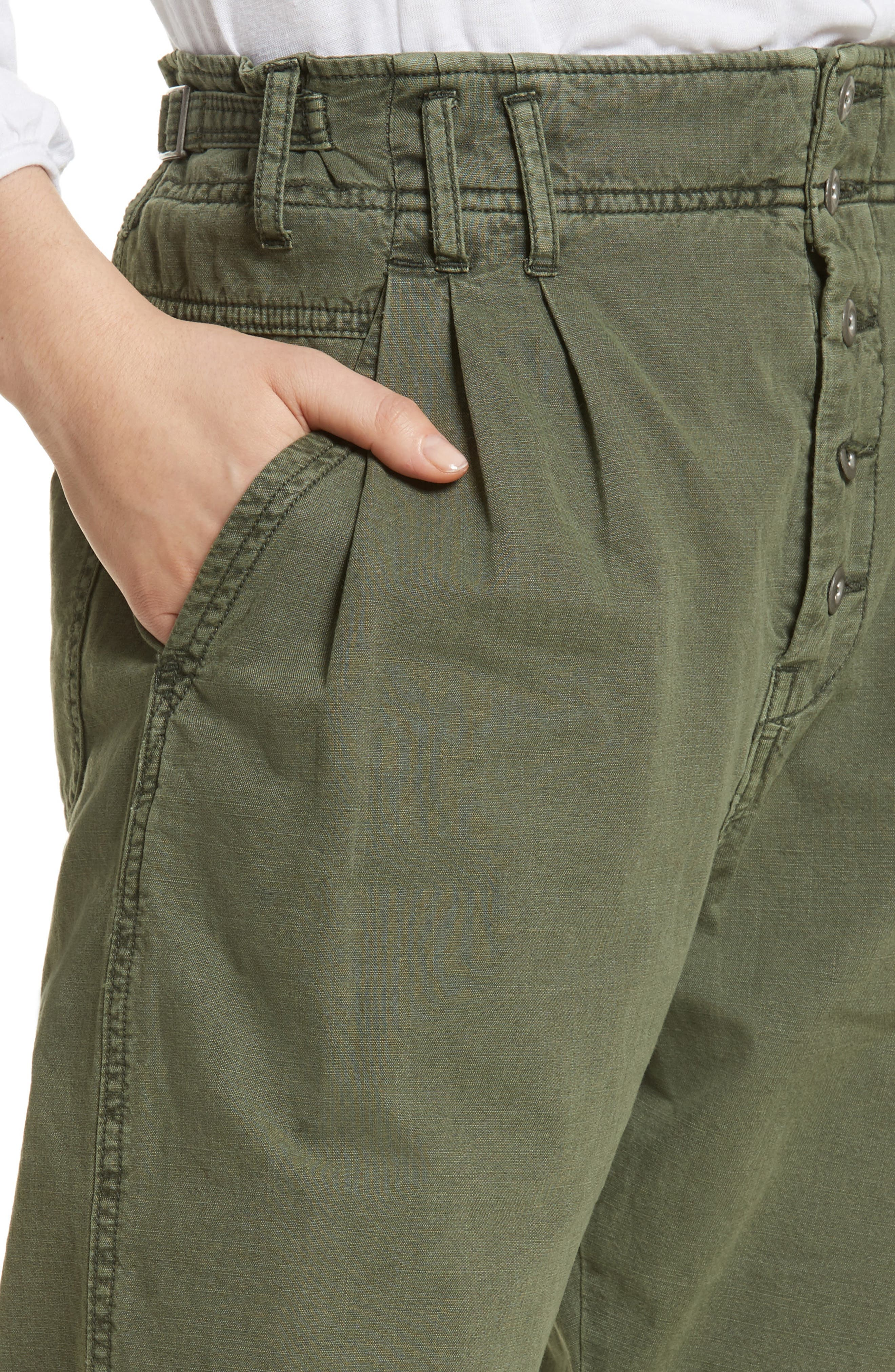 Compass Star Trousers,                             Alternate thumbnail 4, color,                             Slate