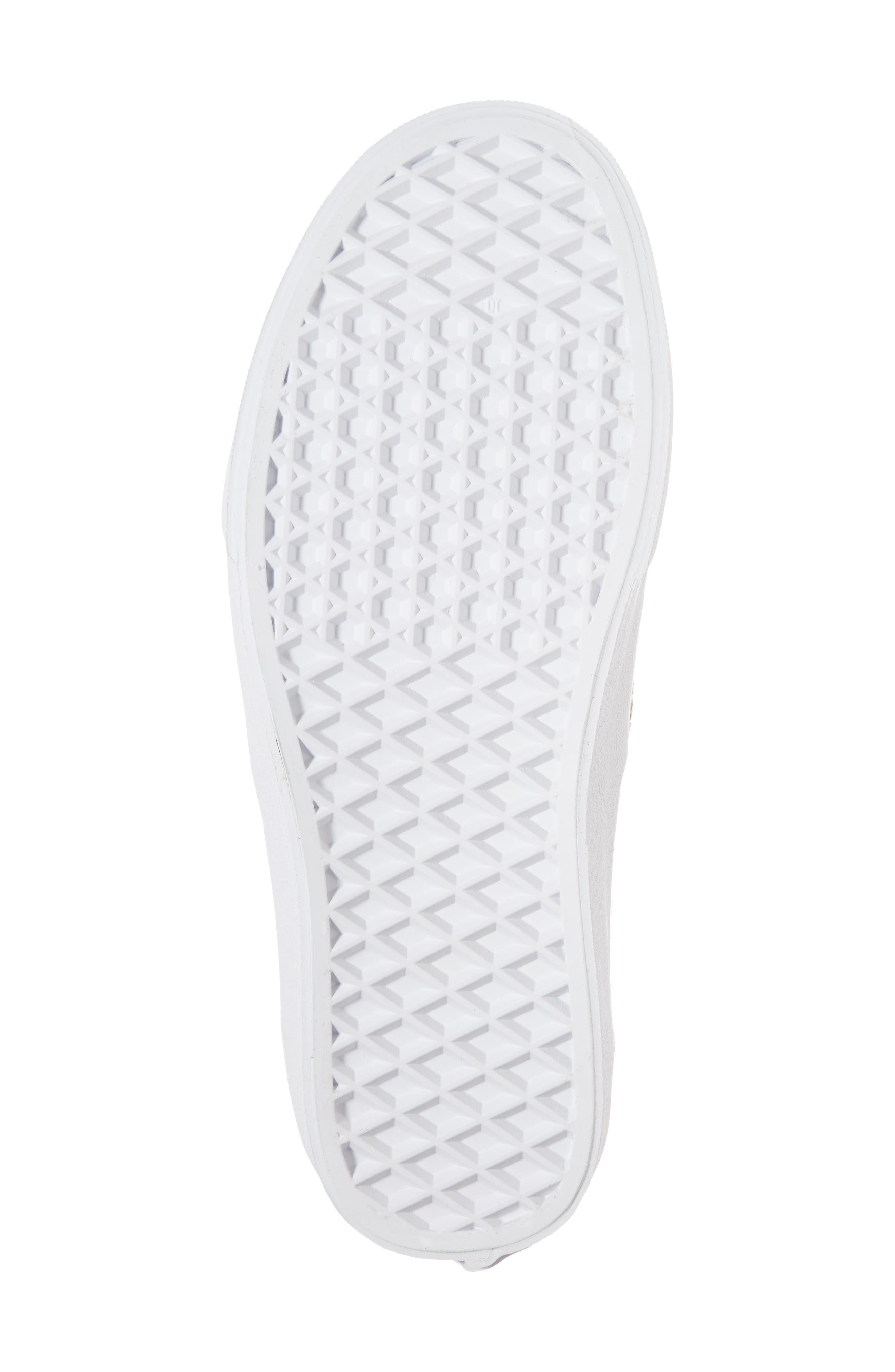 Alternate Image 6  - Vans 'Authentic' Sneaker (Women)