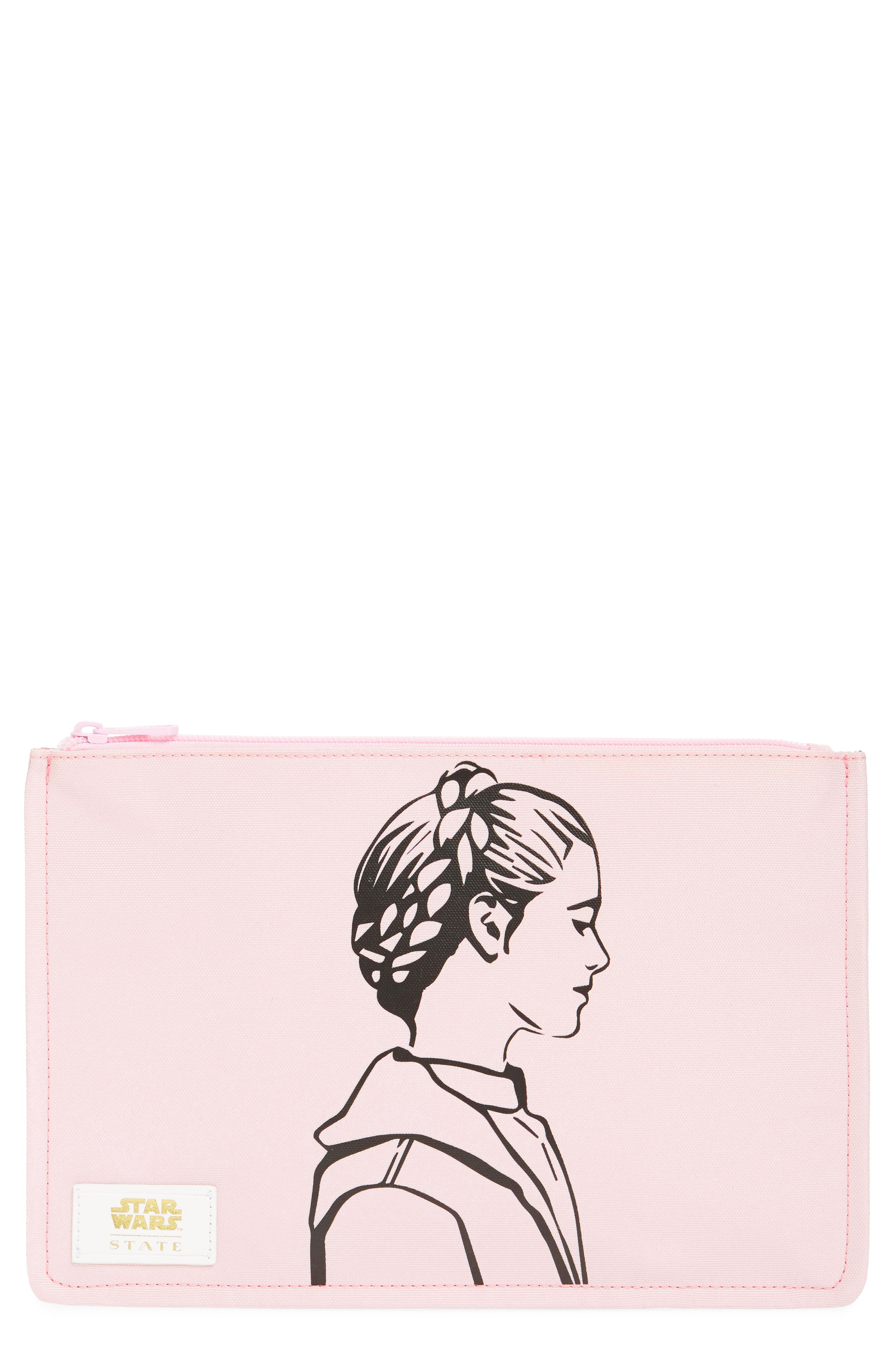 Alternate Image 1 Selected - STATE Bags Star Wars - Princess Leia Laurel Pouch