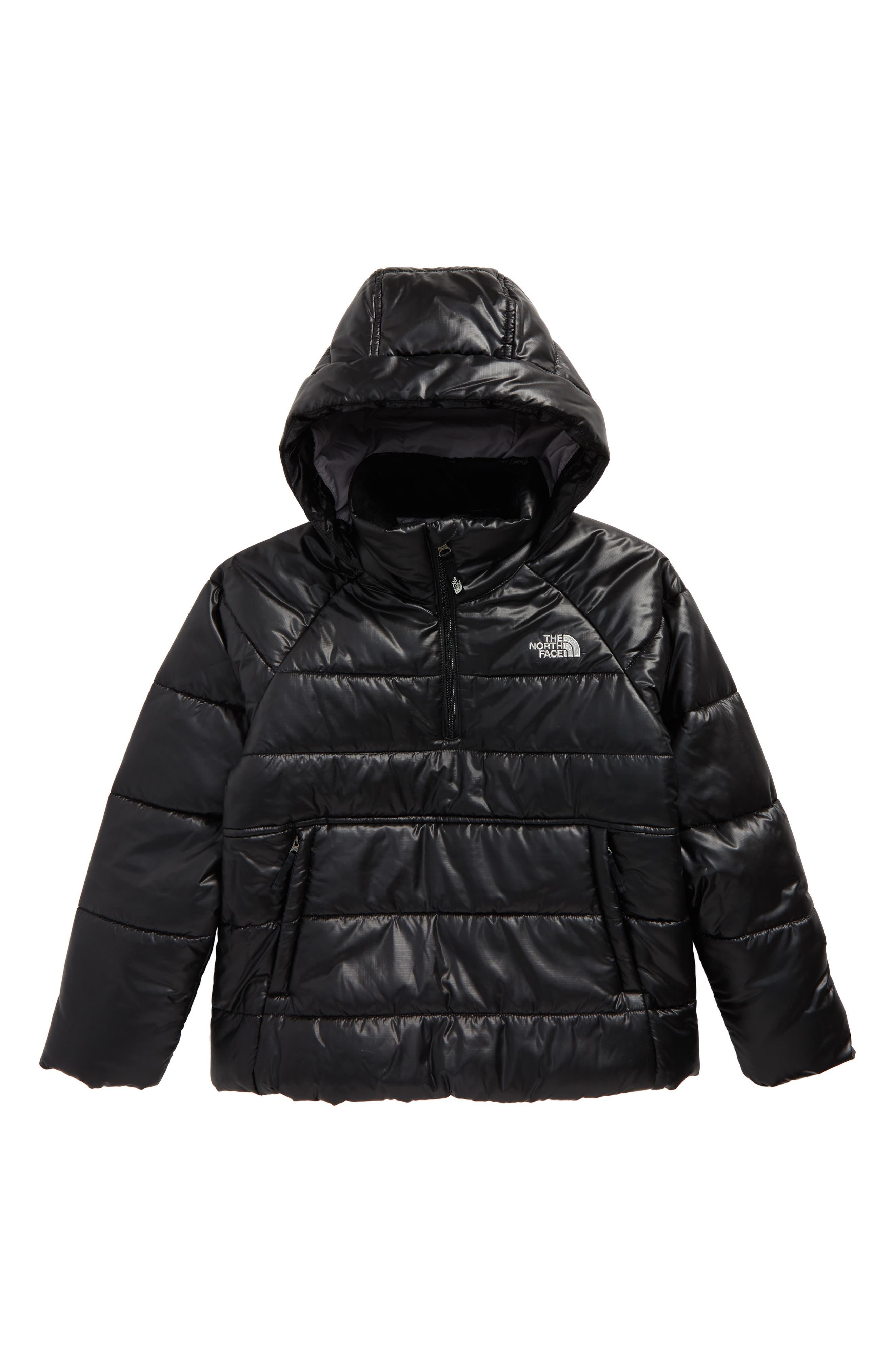 Gotham Heatseeker<sup>™</sup> Insulated Capelette,                         Main,                         color, Tnf Black