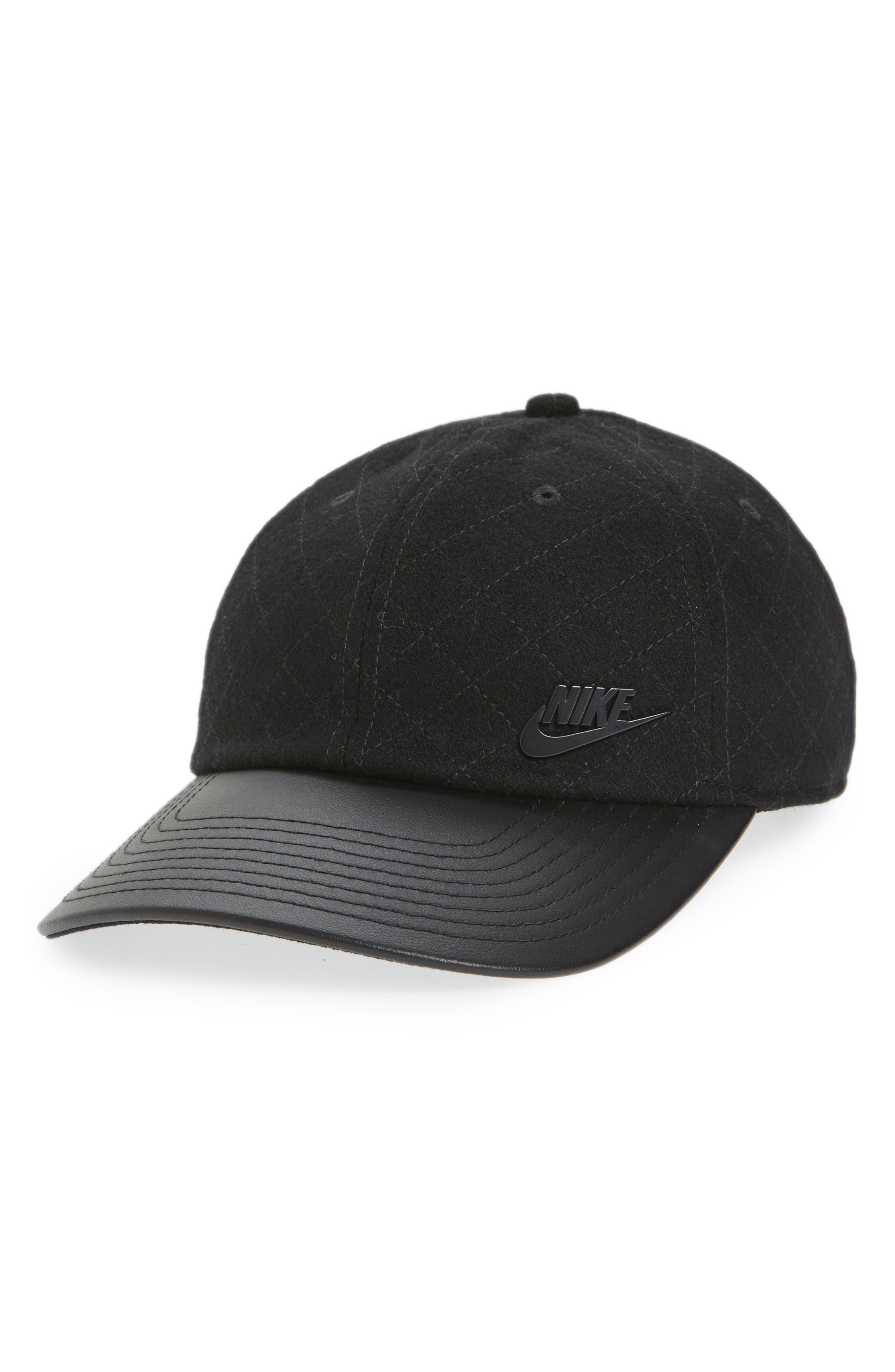 Sportswear H86 Cap,                         Main,                         color, Black/ Black/ Black