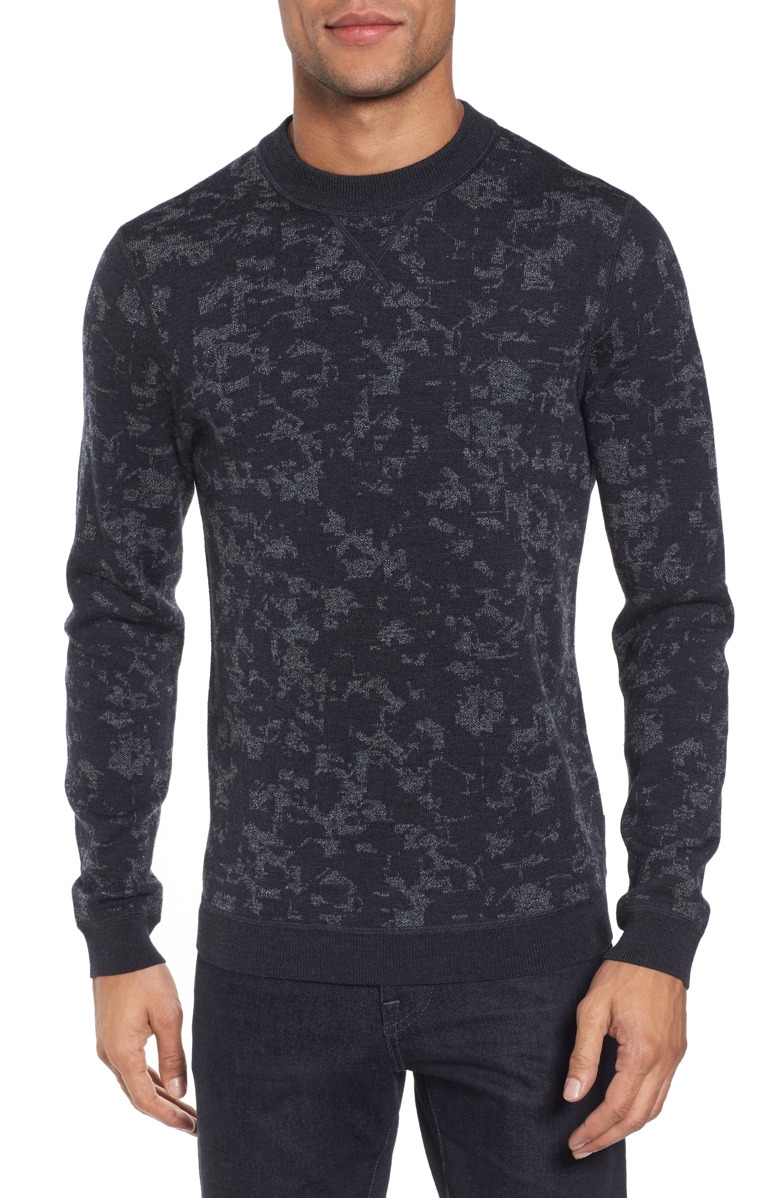 Ted Baker London Gelato Jacquard Sweater