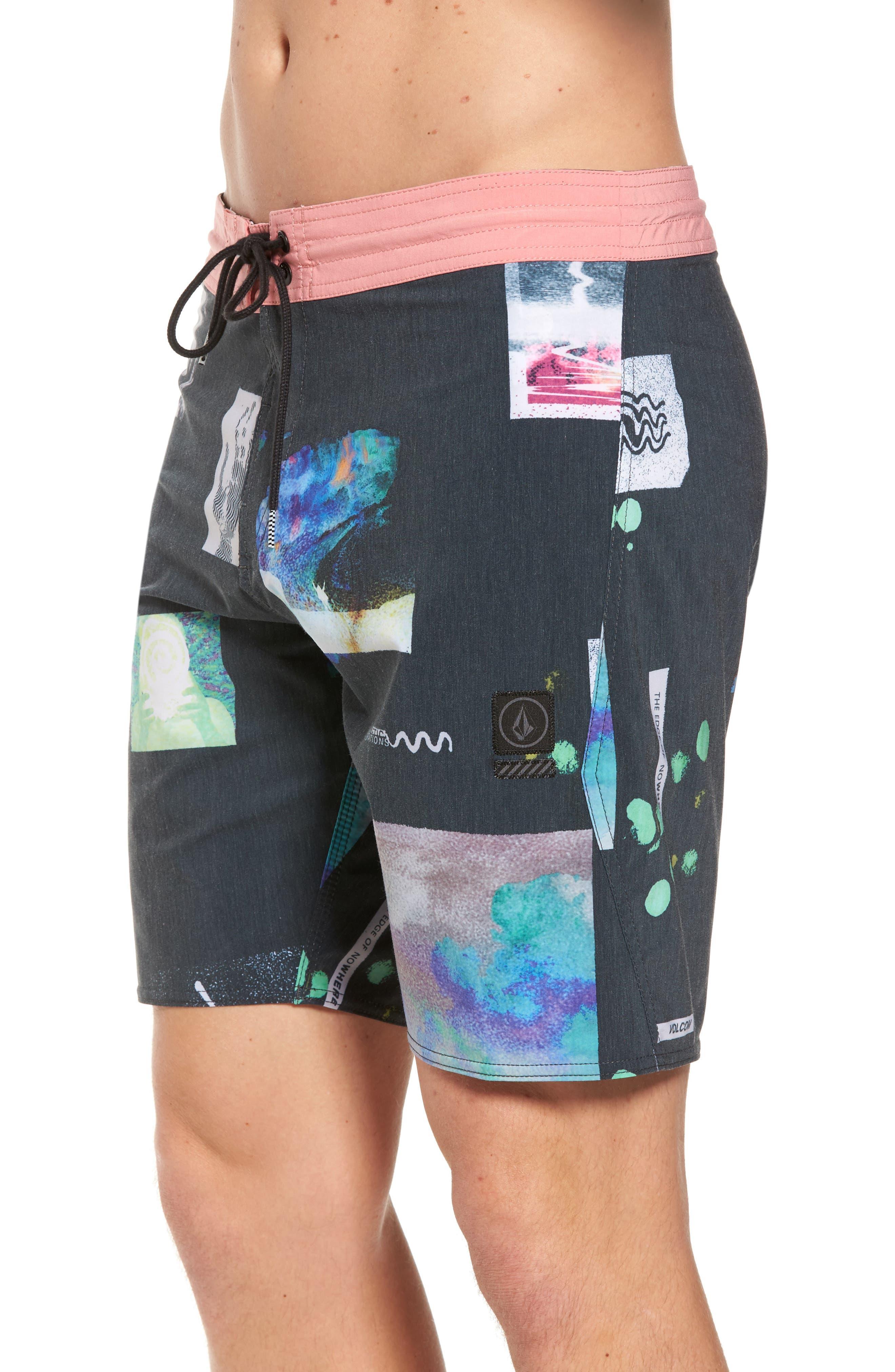 Alternate Image 3  - Volcom Oblivion Stoney Board Shorts