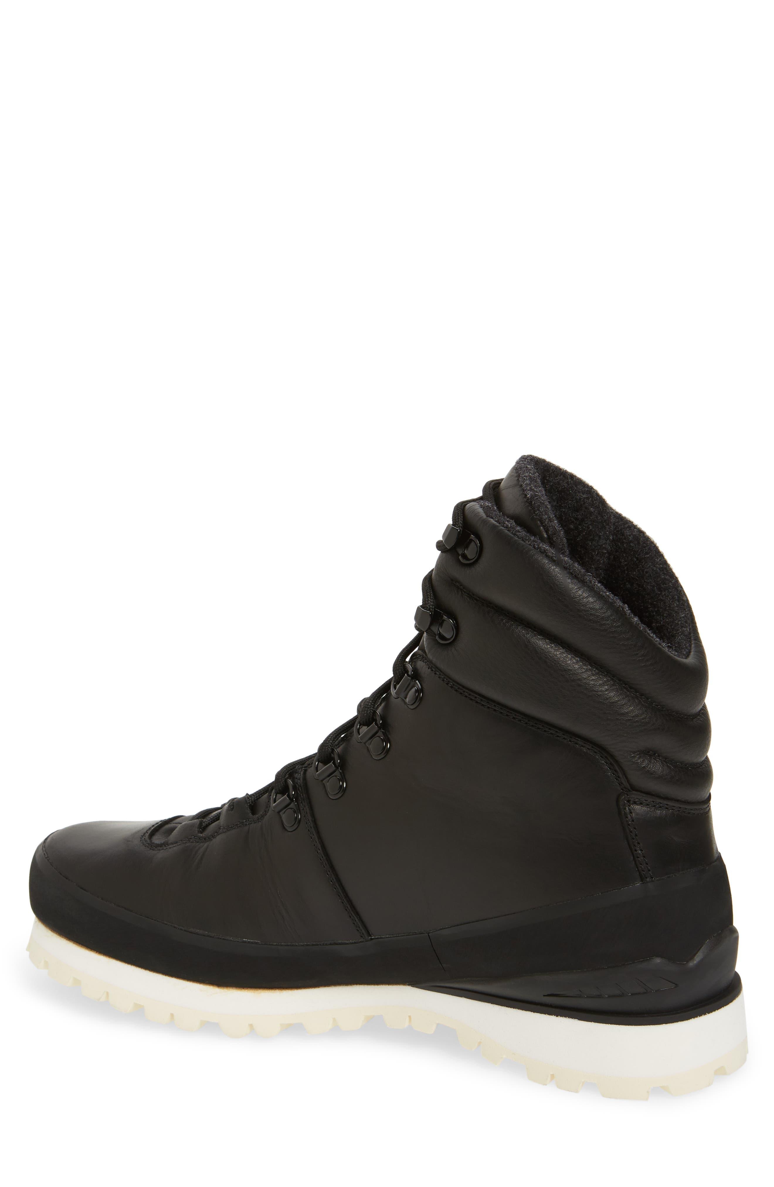 Cryos Hiker Boot,                             Alternate thumbnail 2, color,                             Tnf Black/ Tnf White