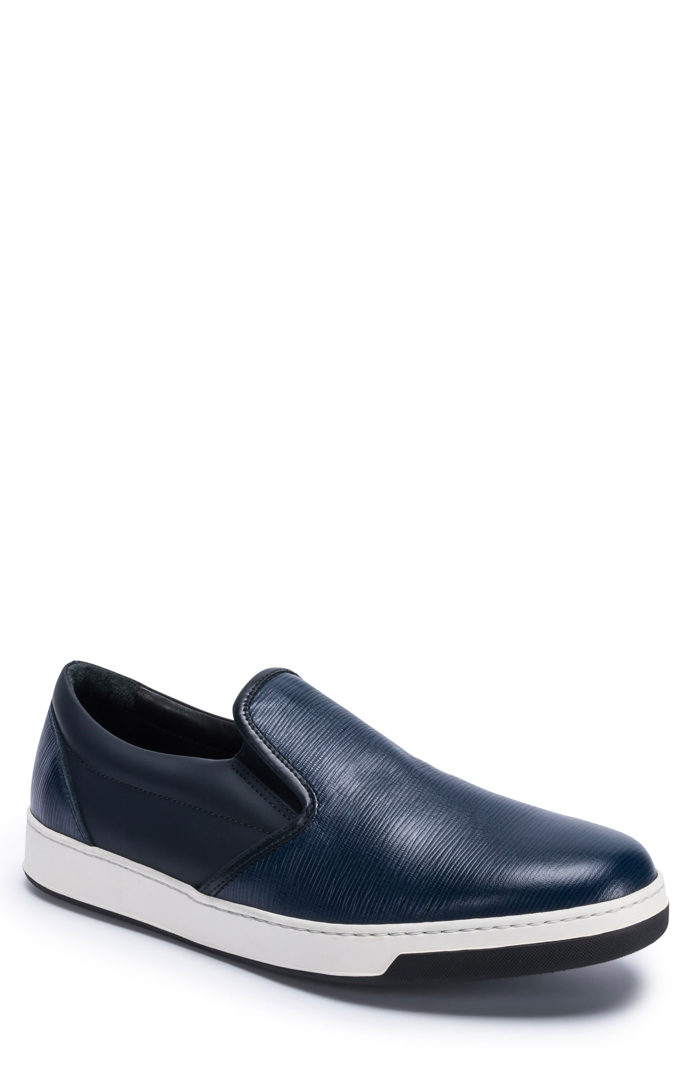 Santorini Slip-On Sneaker,                         Main,                         color, Blue