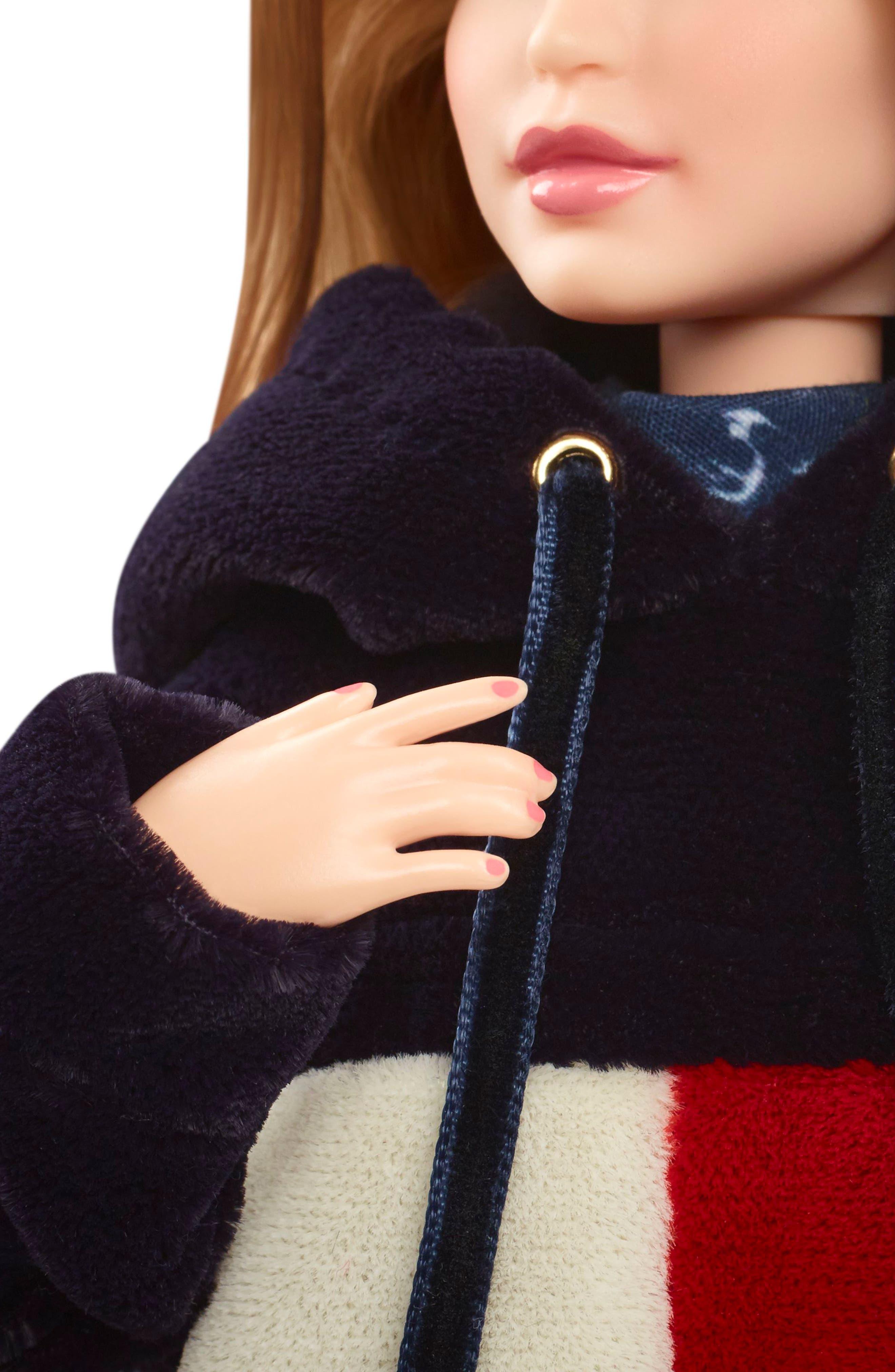 Alternate Image 10  - Mattel Barbie® Signature Tommy Hilfiger x Gigi Hadid Doll