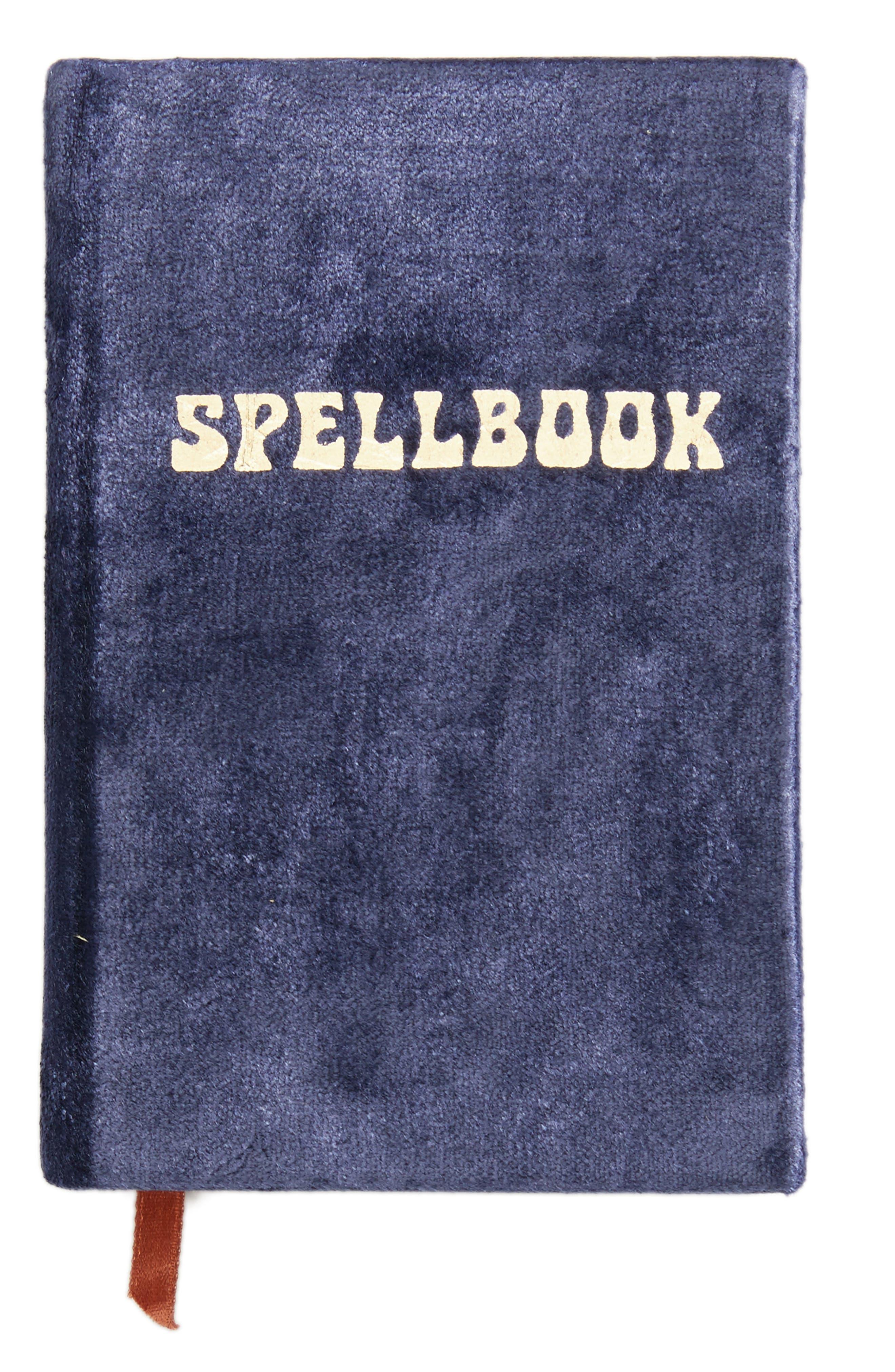 Printfresh Studio Spellbook Velvet Journal