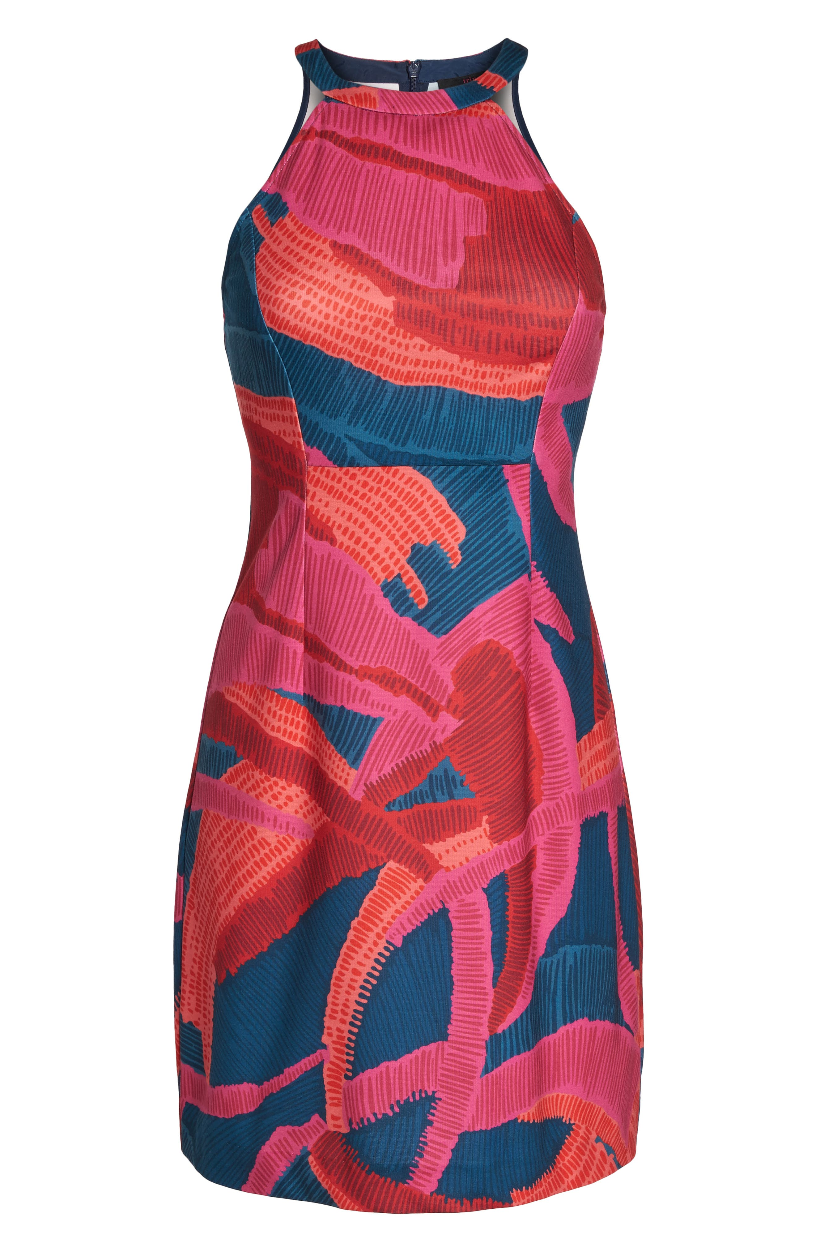 El Rapido Dress,                             Alternate thumbnail 6, color,                             Multi