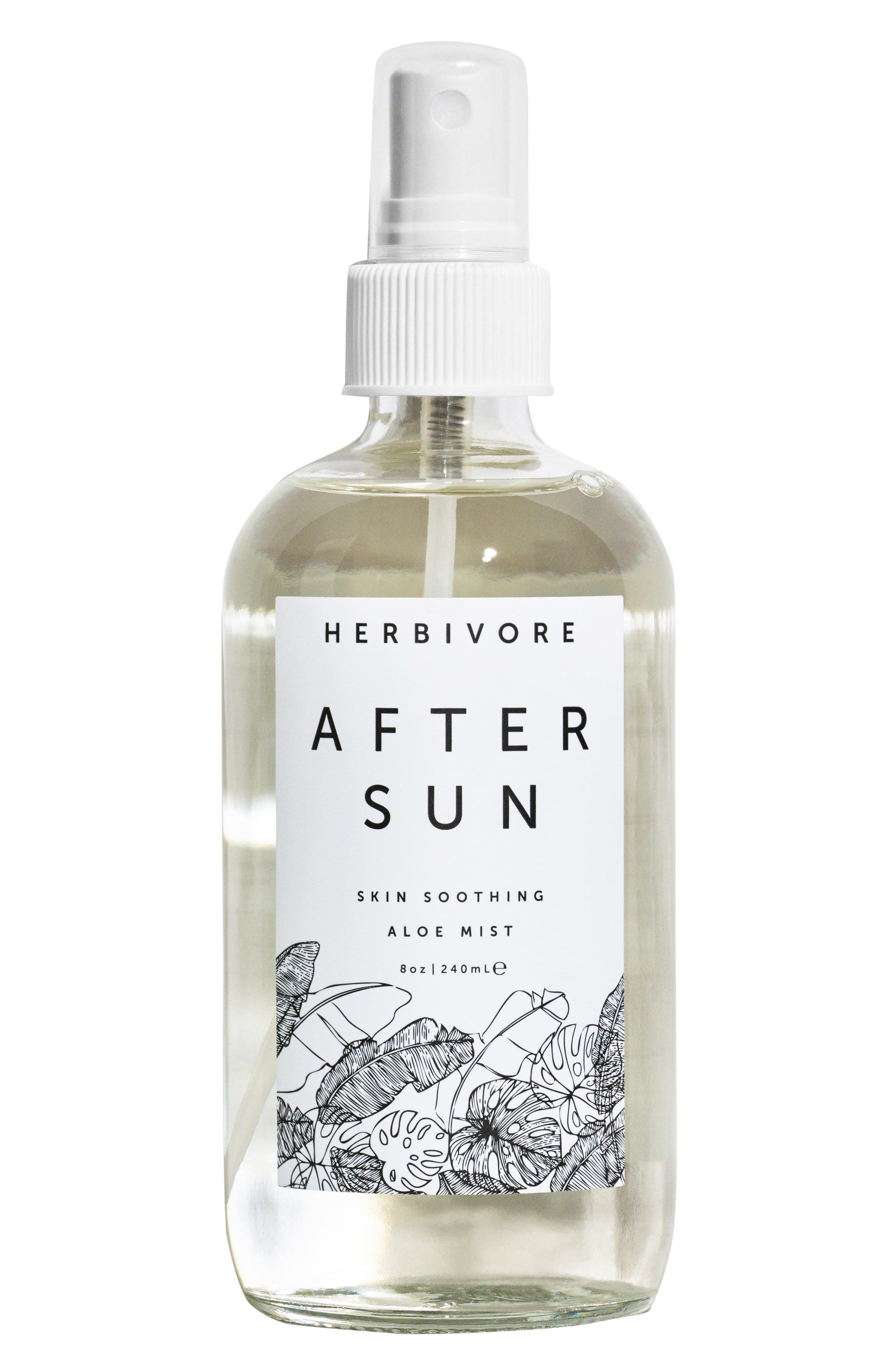 After Sun Skin Soothing Aloe Mist,                         Main,                         color, No Color