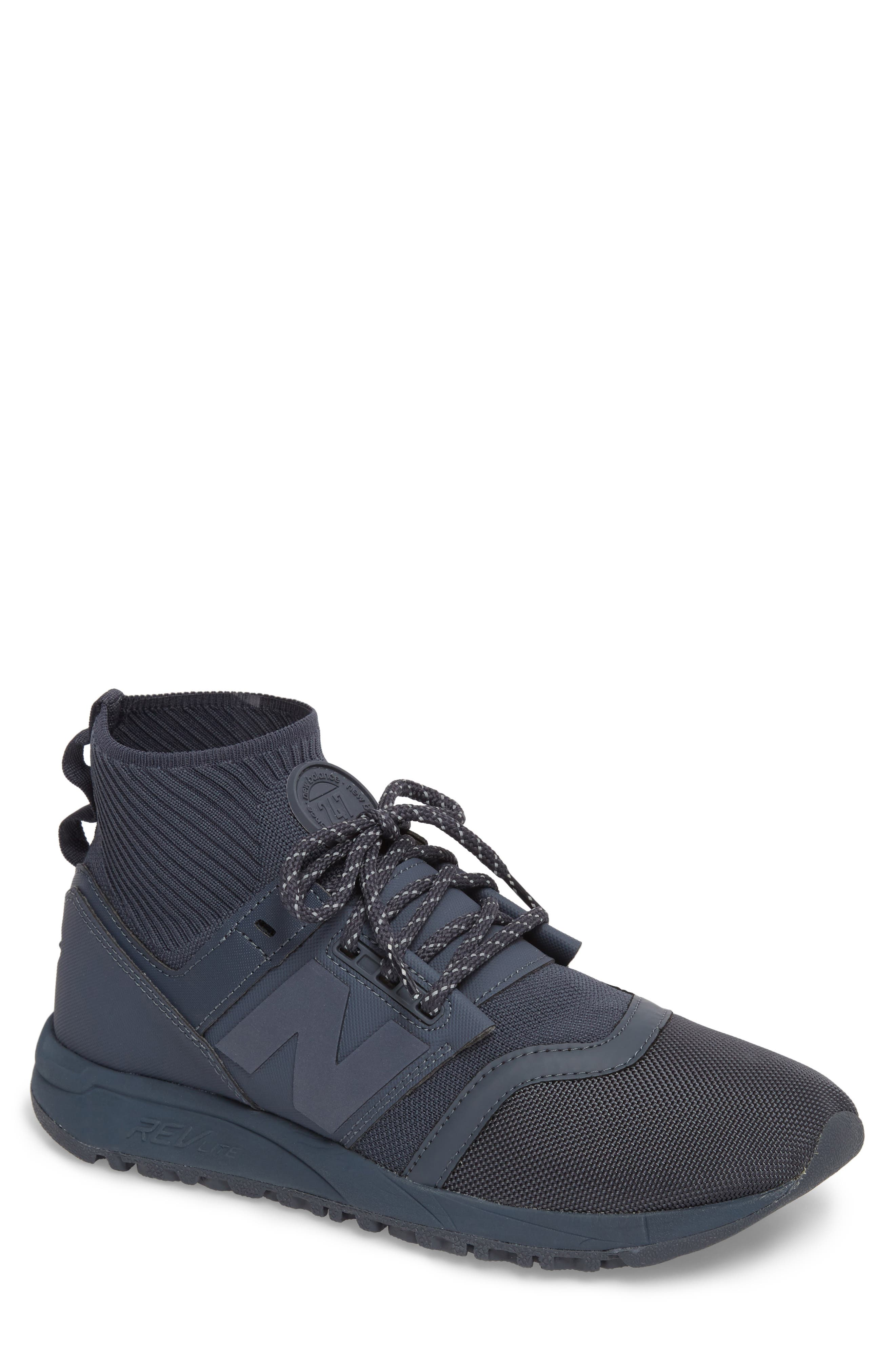New Balance 247 Mid Sneaker (Men)