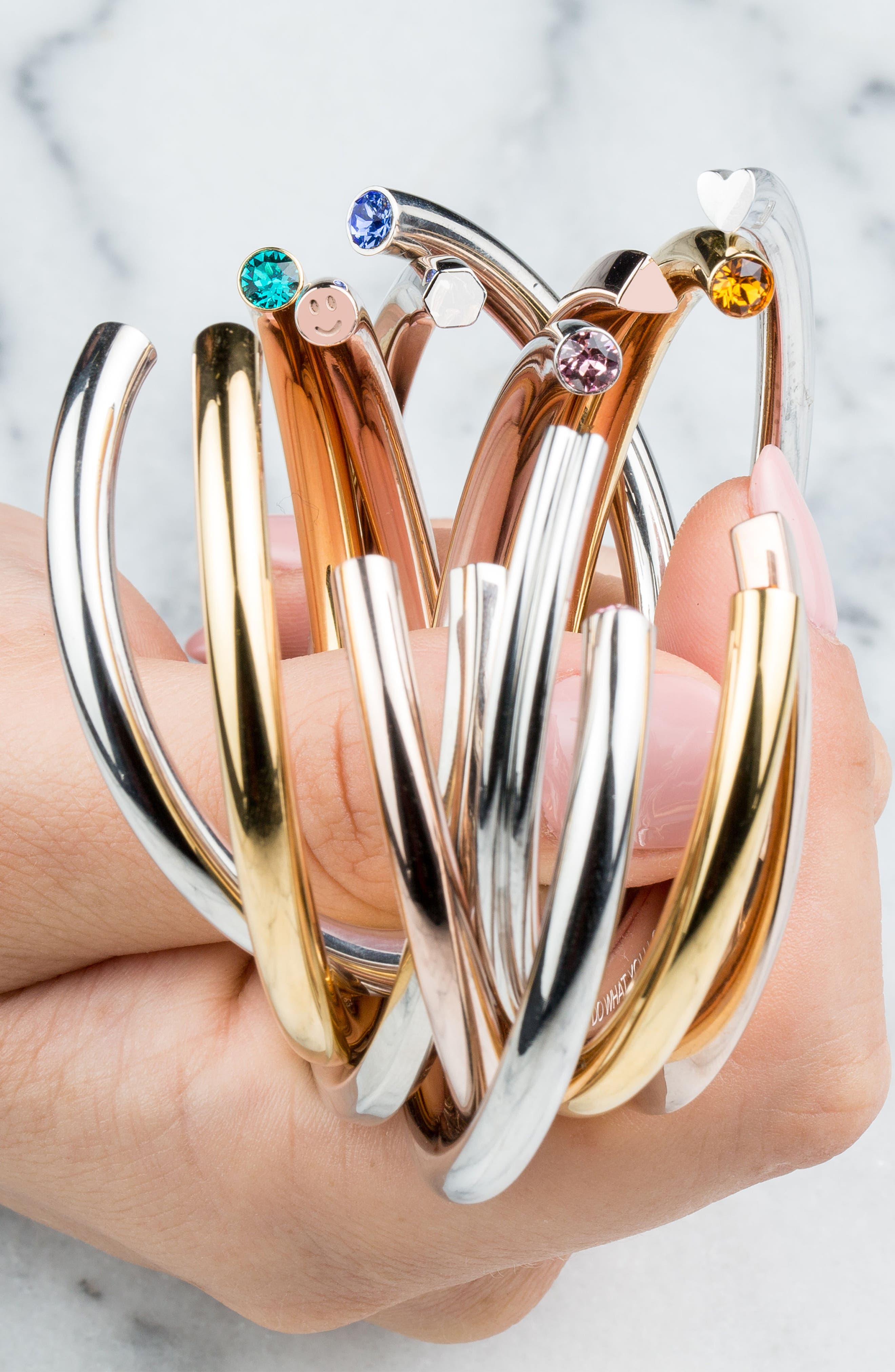 Alternate Image 3  - Stella Valle Be Your Own Kind of Beautiful Cuff