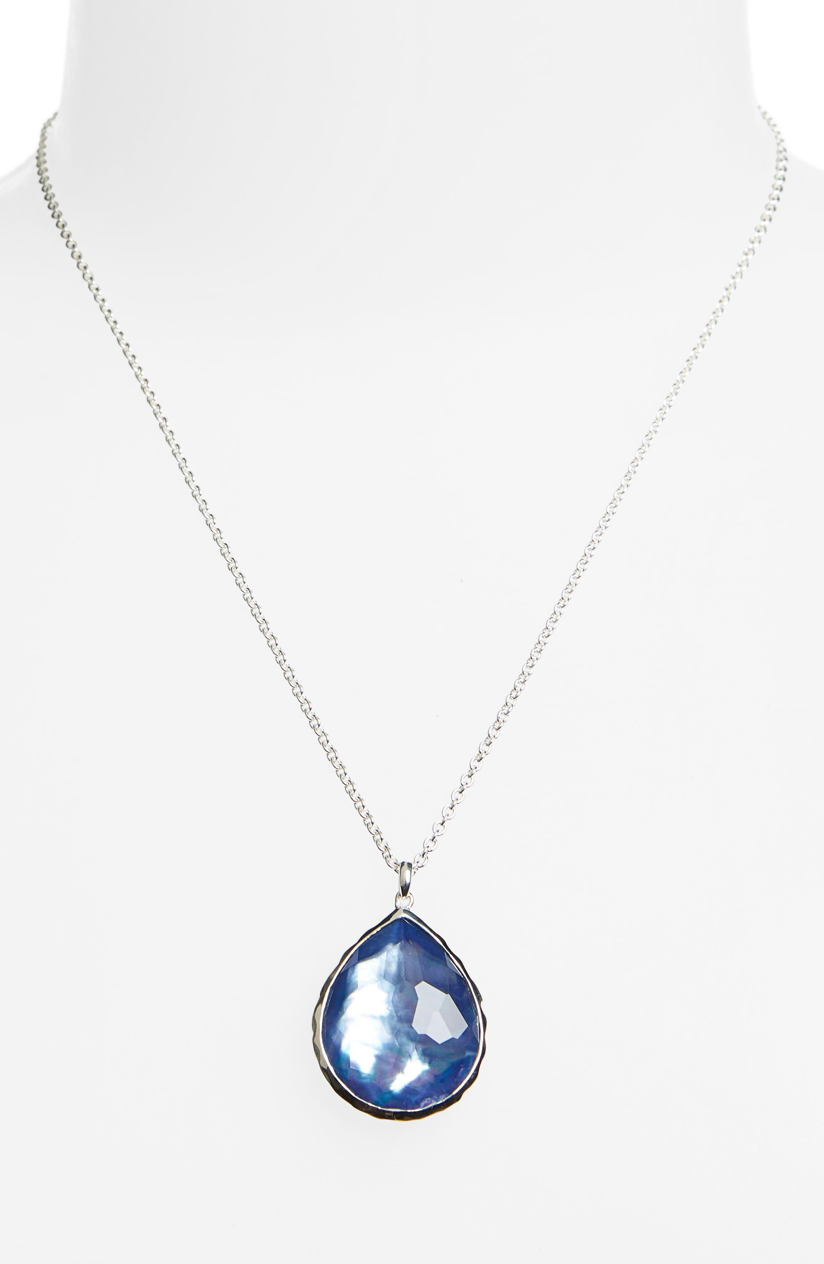 Alternate Image 2  - Ippolita 'Wonderland' Large Teardrop Pendant Necklace (Nordstrom Exclusive)