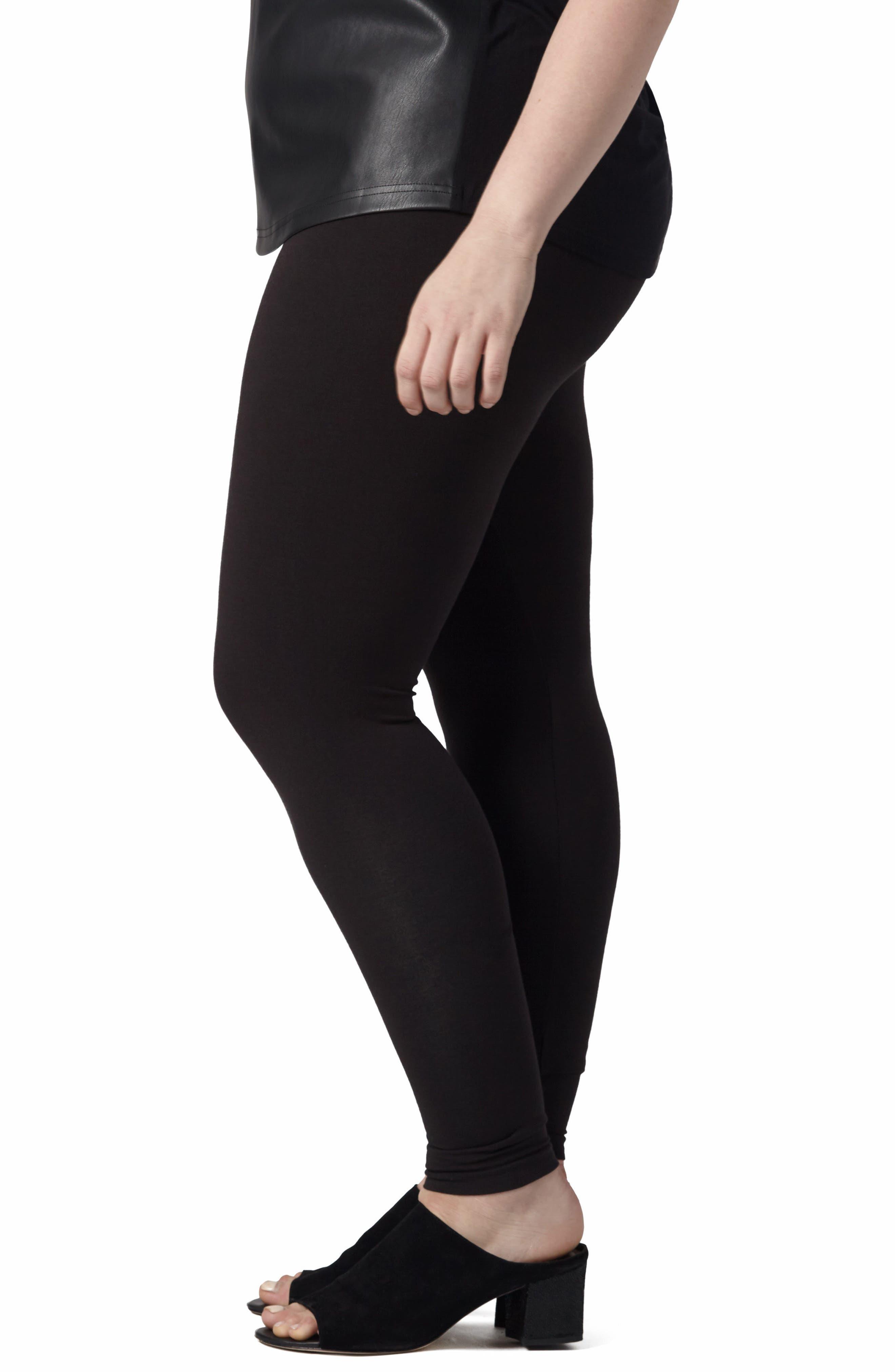 Alternate Image 3  - UNIVERSAL STANDARD Roya Leggings (Plus Size)