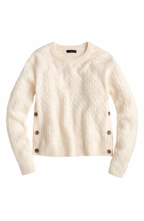 Women's Off-White Sweaters New Arrivals | Nordstrom