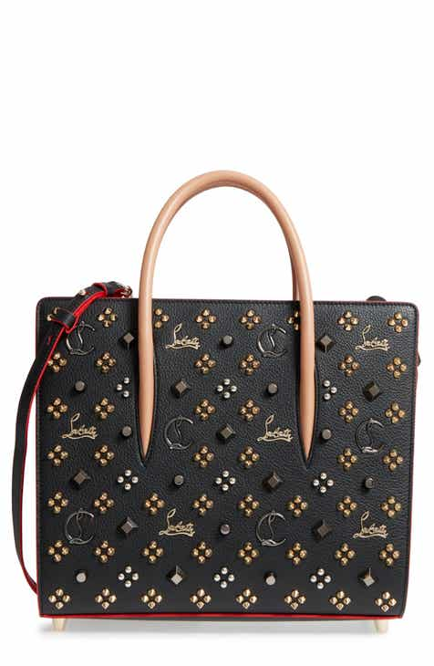 Louboutin Medium Paloma Leather Tote