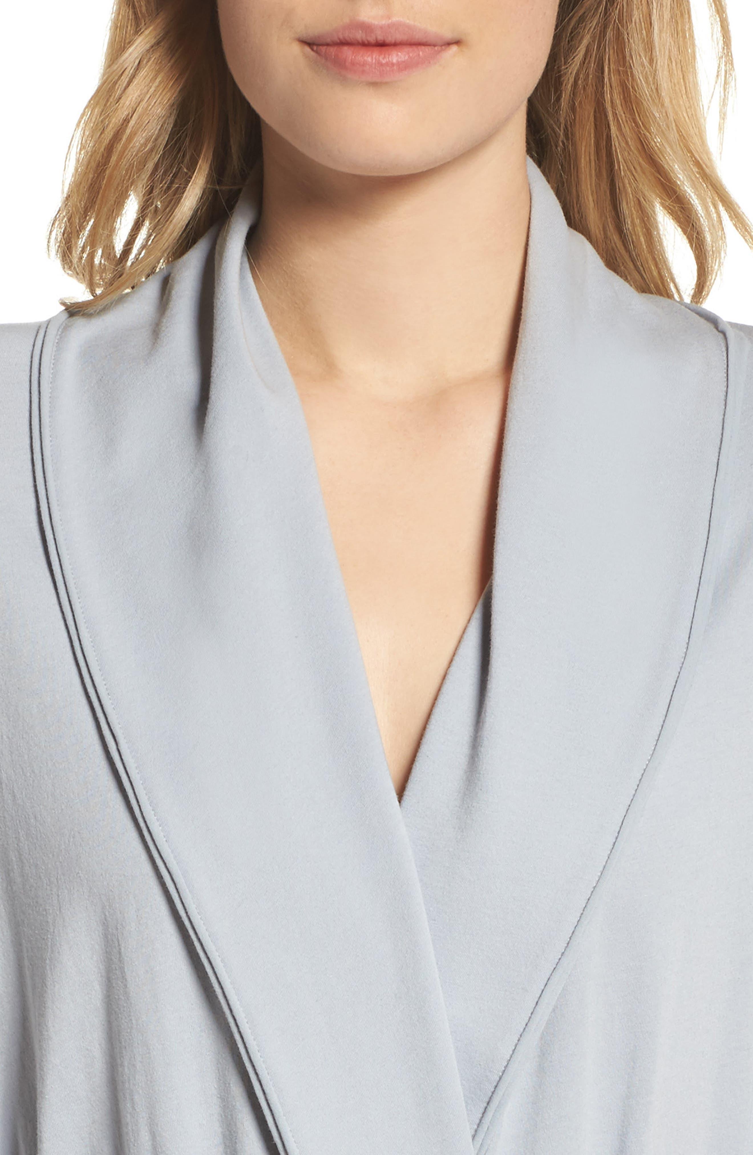 Alternate Image 4  - skin Coco Short Robe