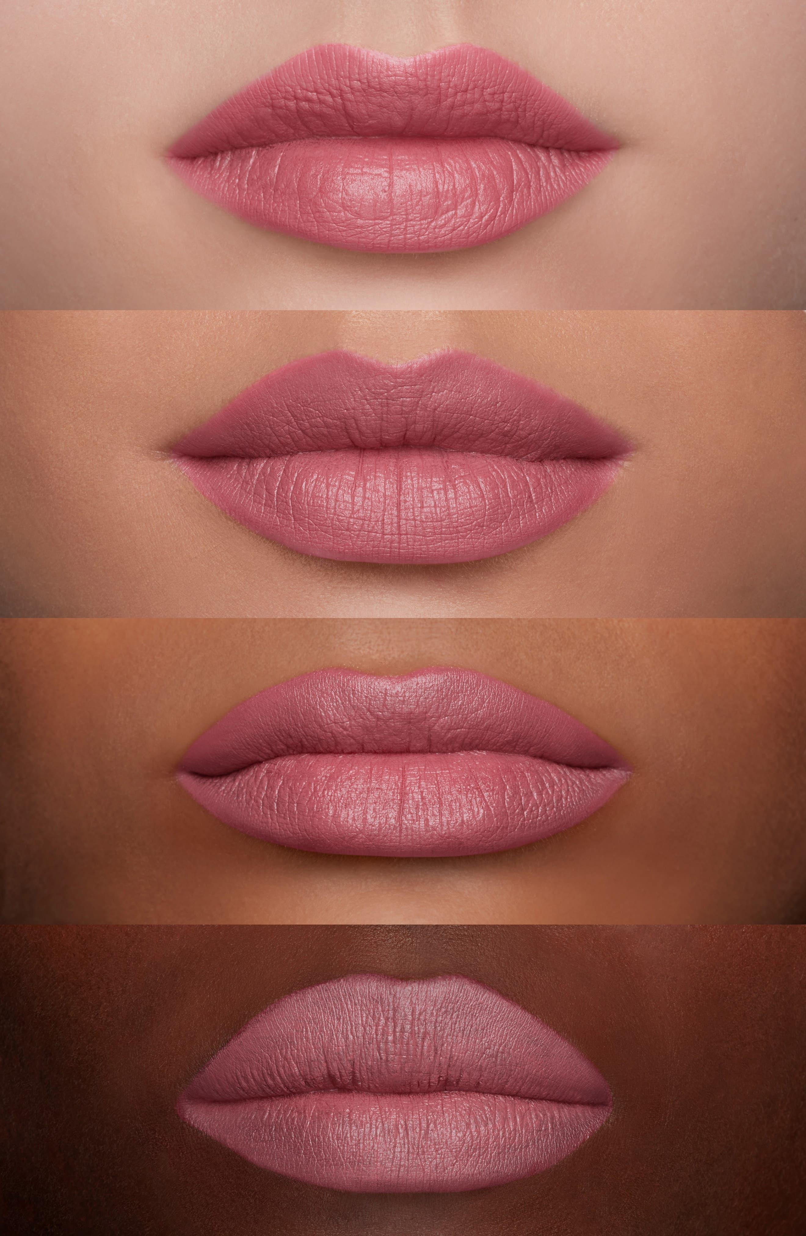 Alternate Image 5  - MAC Snow Ball Pink Mini Lipstick Kit ($35 Value)