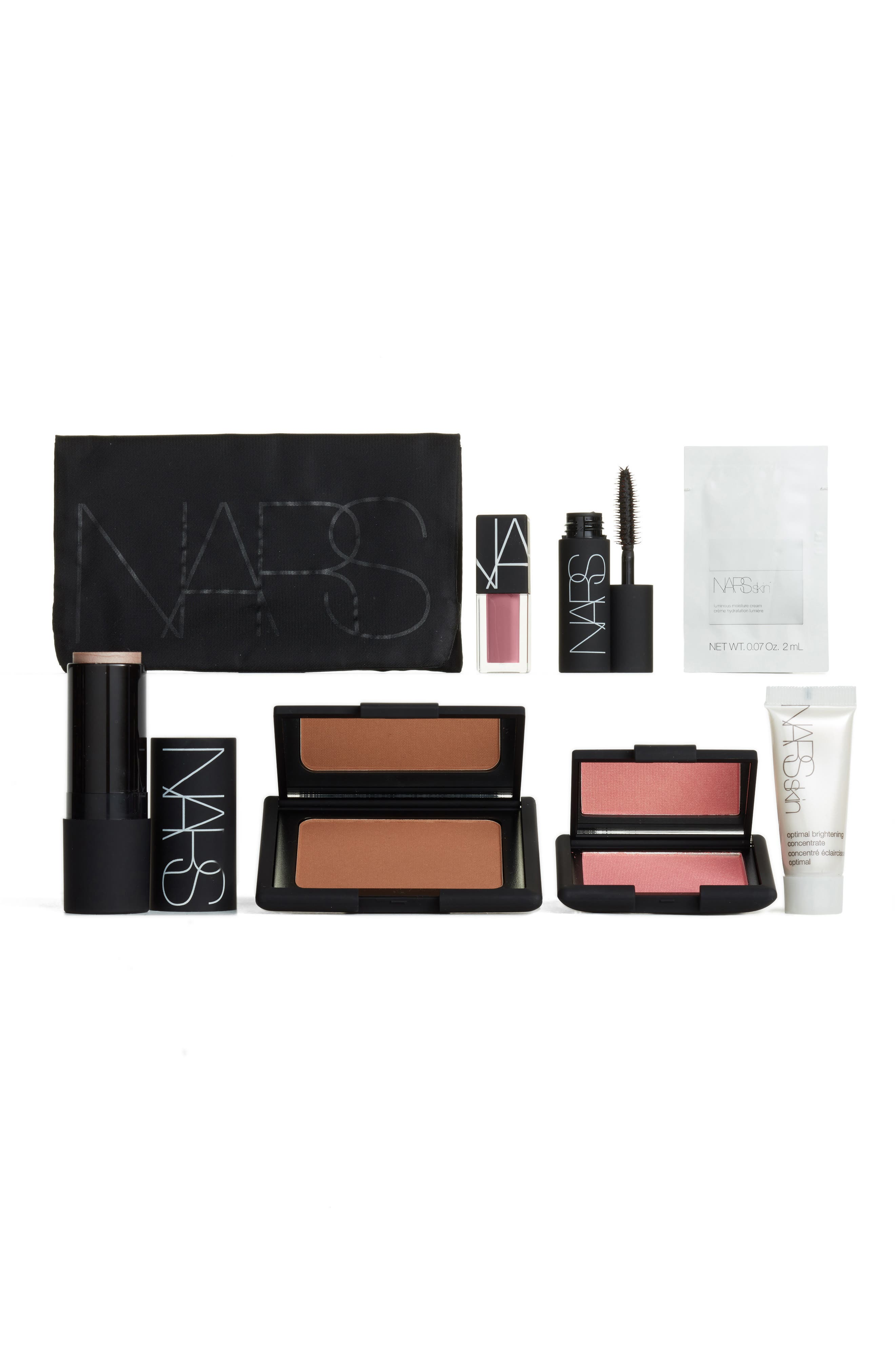 Ultimate Makeup & Skin Care Collection,                         Main,                         color, No Color