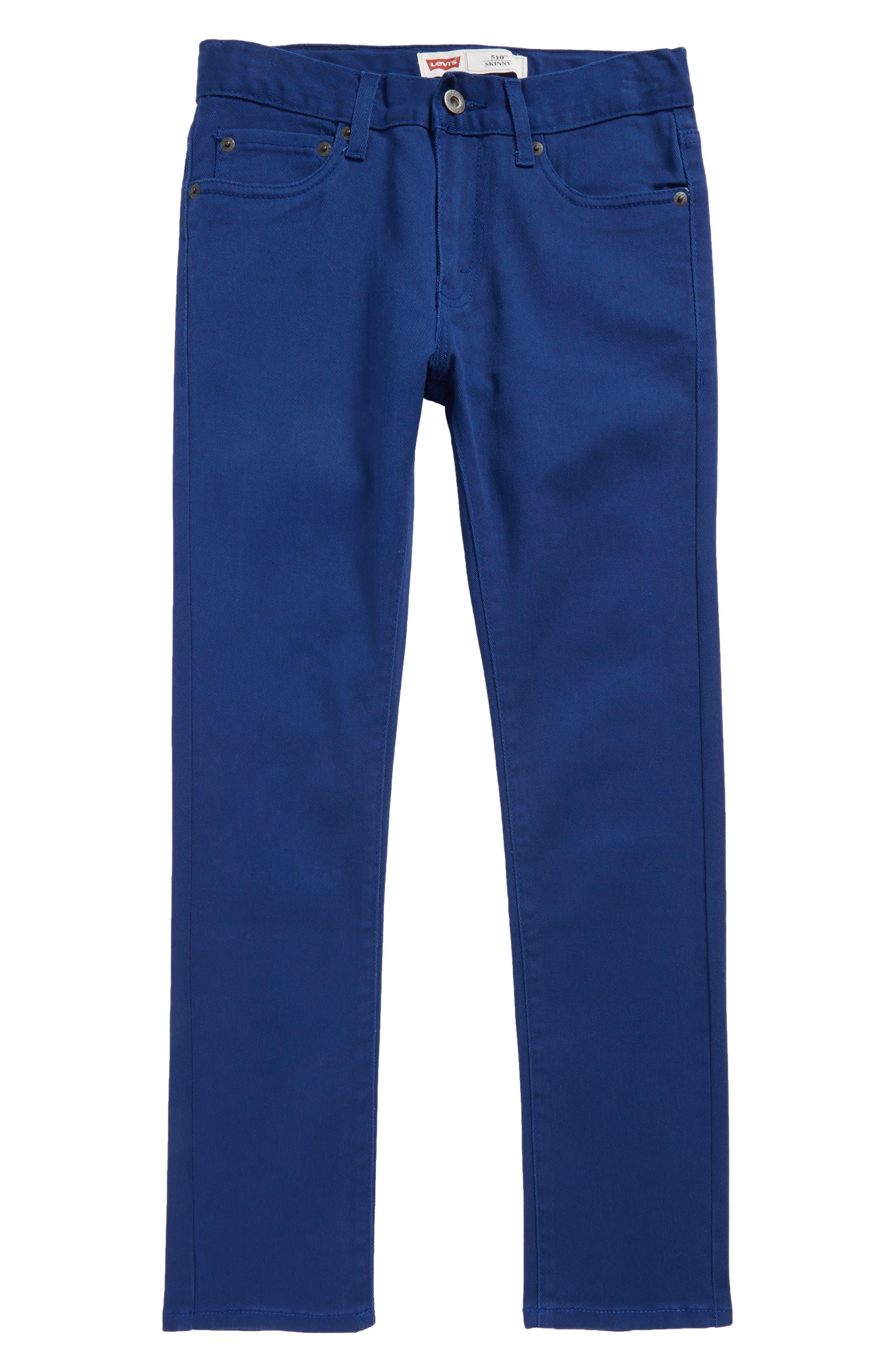 Alternate Image 1 Selected - Levi's® 510™ Skinny Fit Jeans (Toddler Boys, Little Boys & Big Boys)